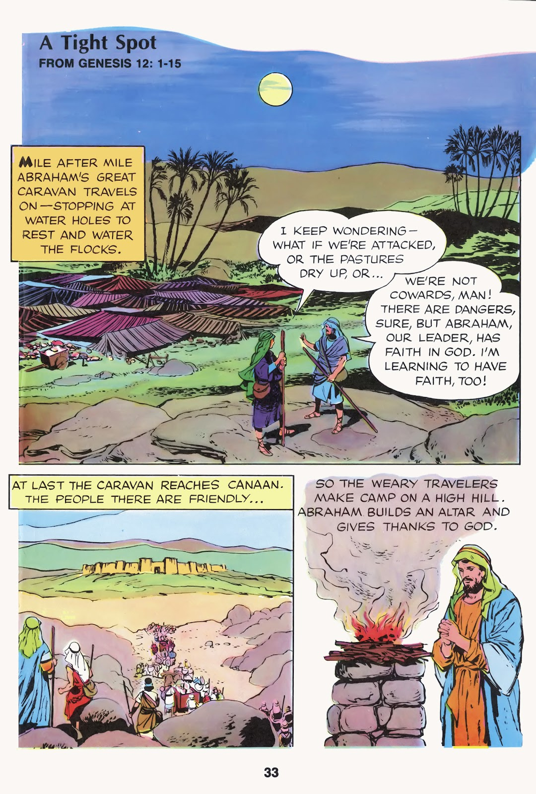The Picture Bible issue TPB (Part 1) - Page 35