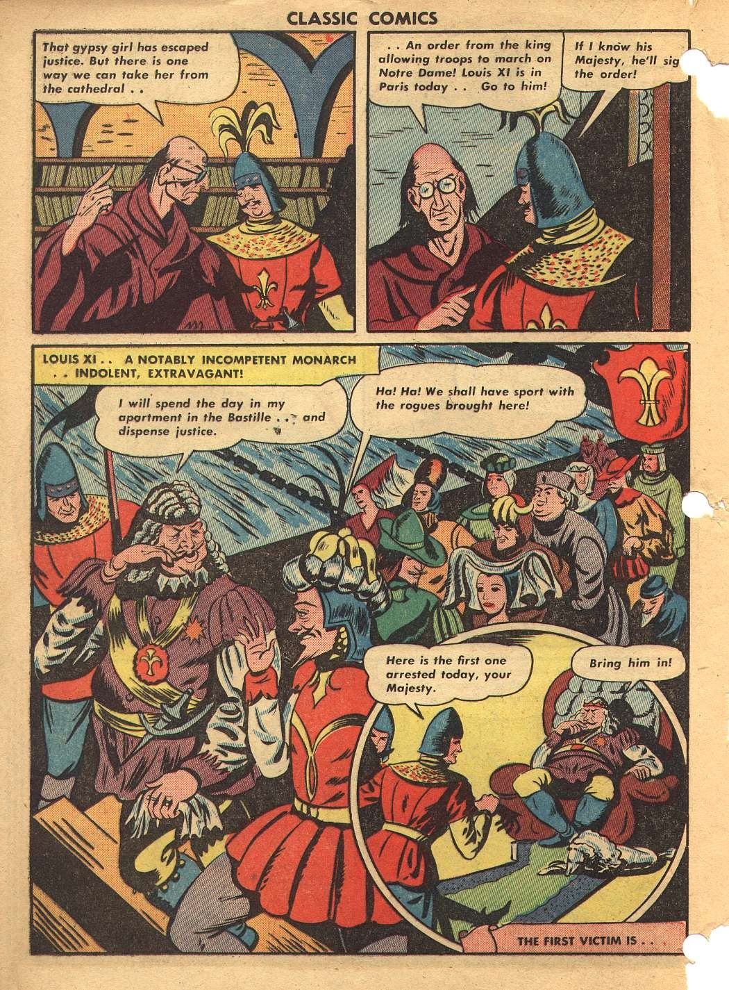 Classics Illustrated issue 18 - Page 41