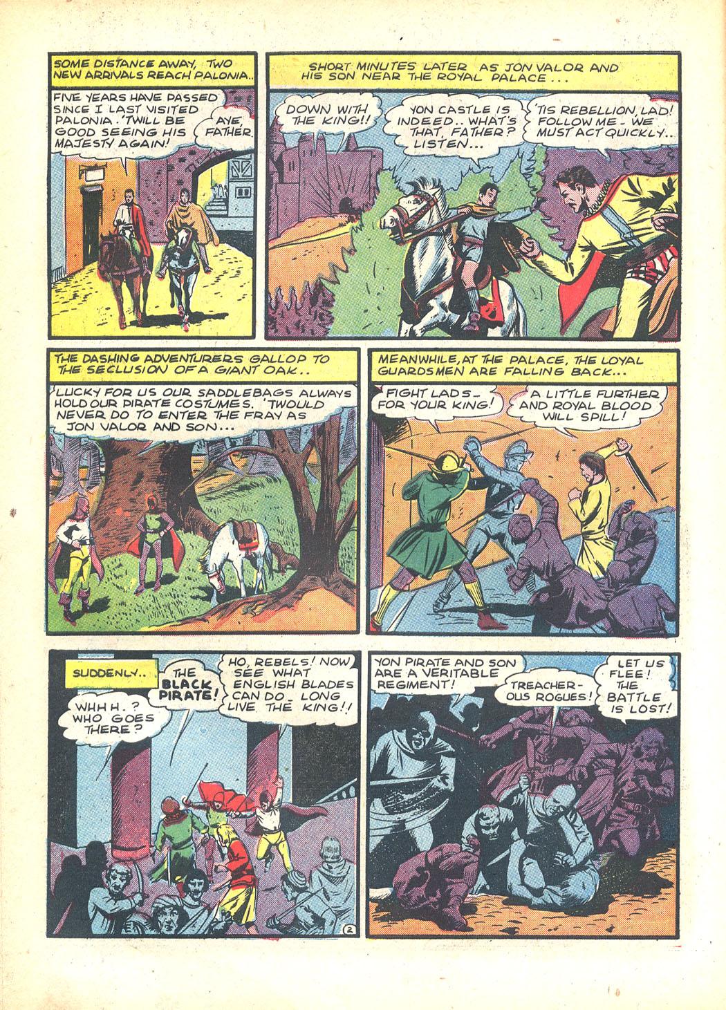 Read online Sensation (Mystery) Comics comic -  Issue #23 - 18
