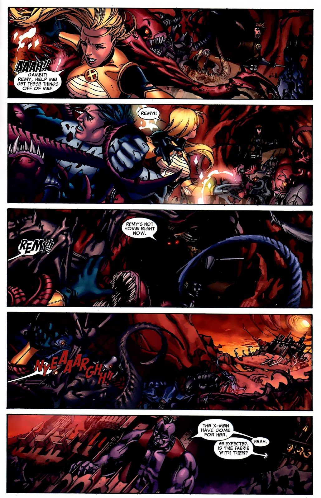 Read online X-Men: Second Coming Revelations comic -  Issue # TPB (Part 2) - 3