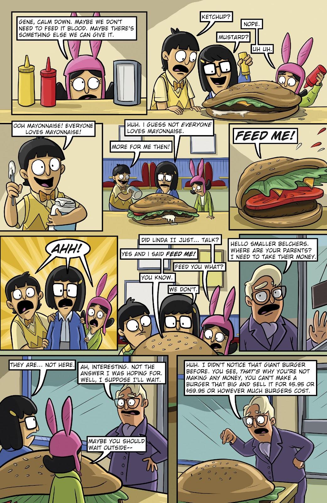 Bob's Burgers (2015) Issue #16 #16 - English 14