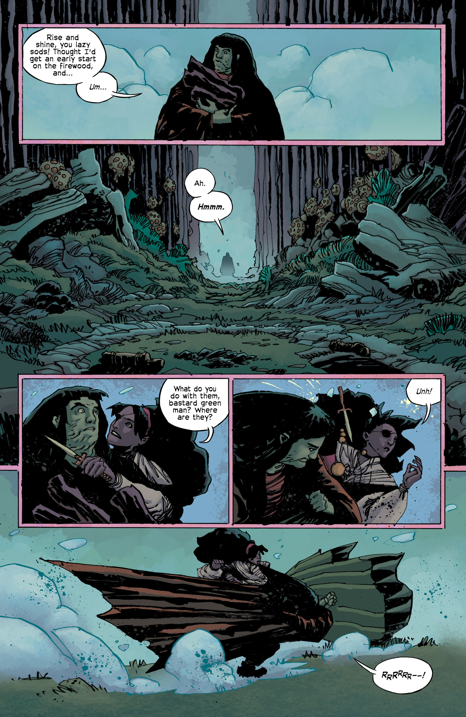 Read online Umbral comic -  Issue #9 - 7