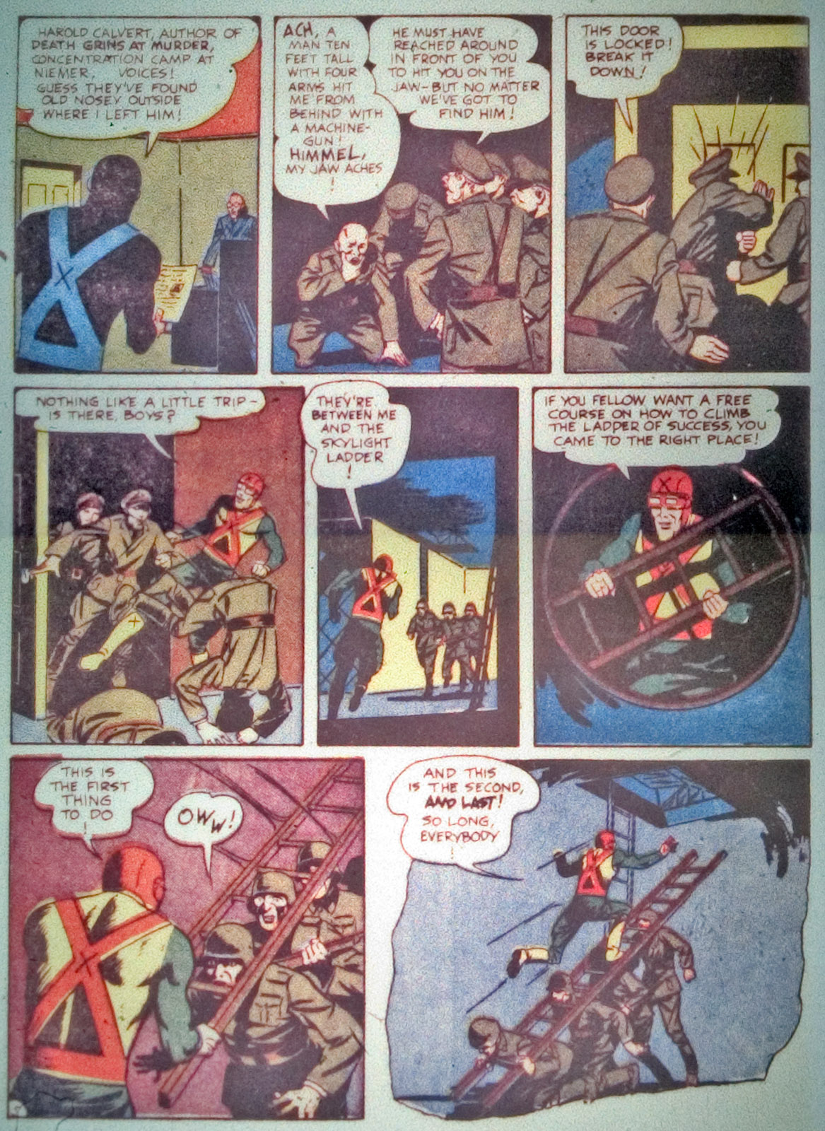 Star Spangled Comics (1941) issue 7 - Page 28