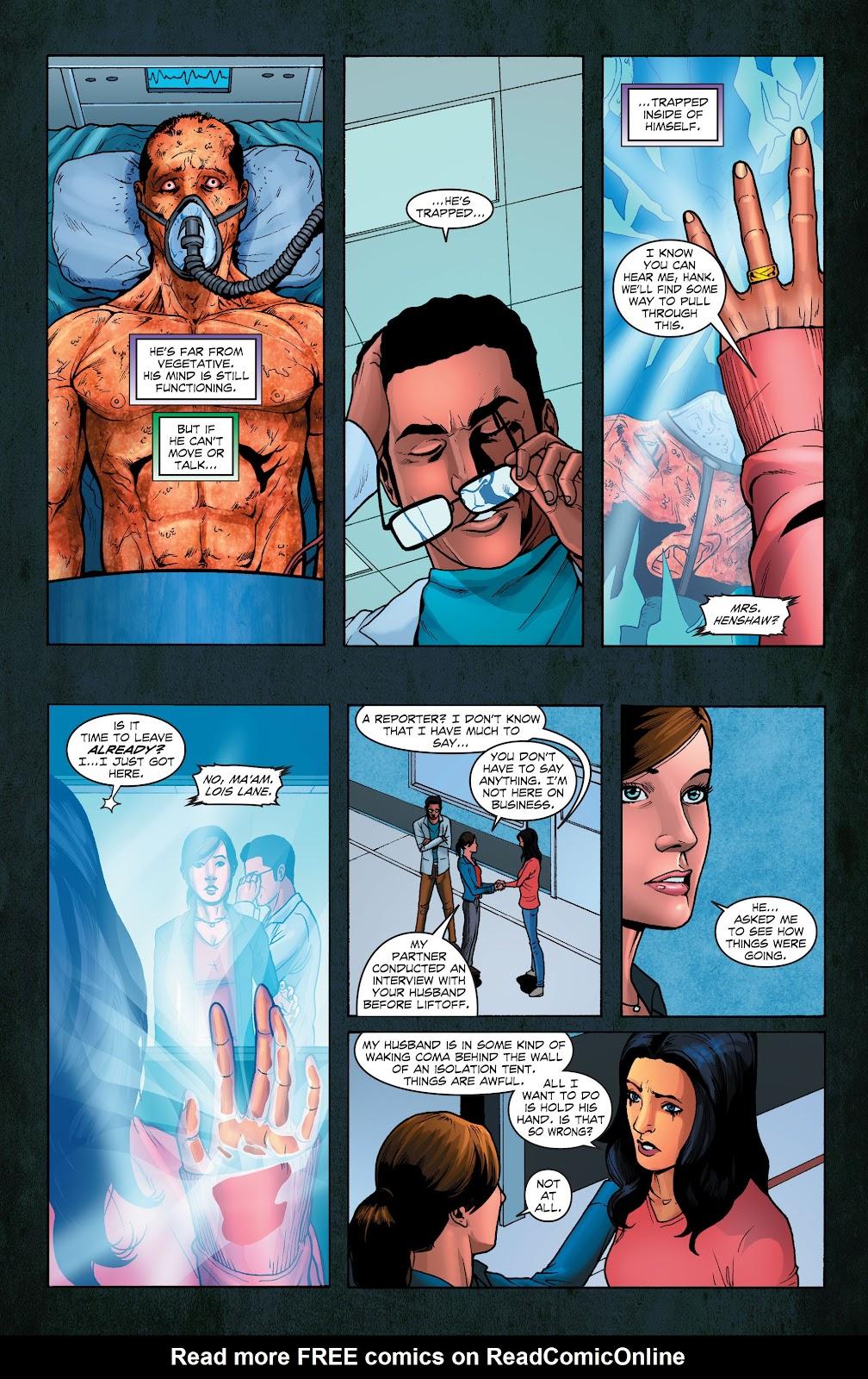 Read online Smallville Season 11 [II] comic -  Issue # TPB 1 - 75