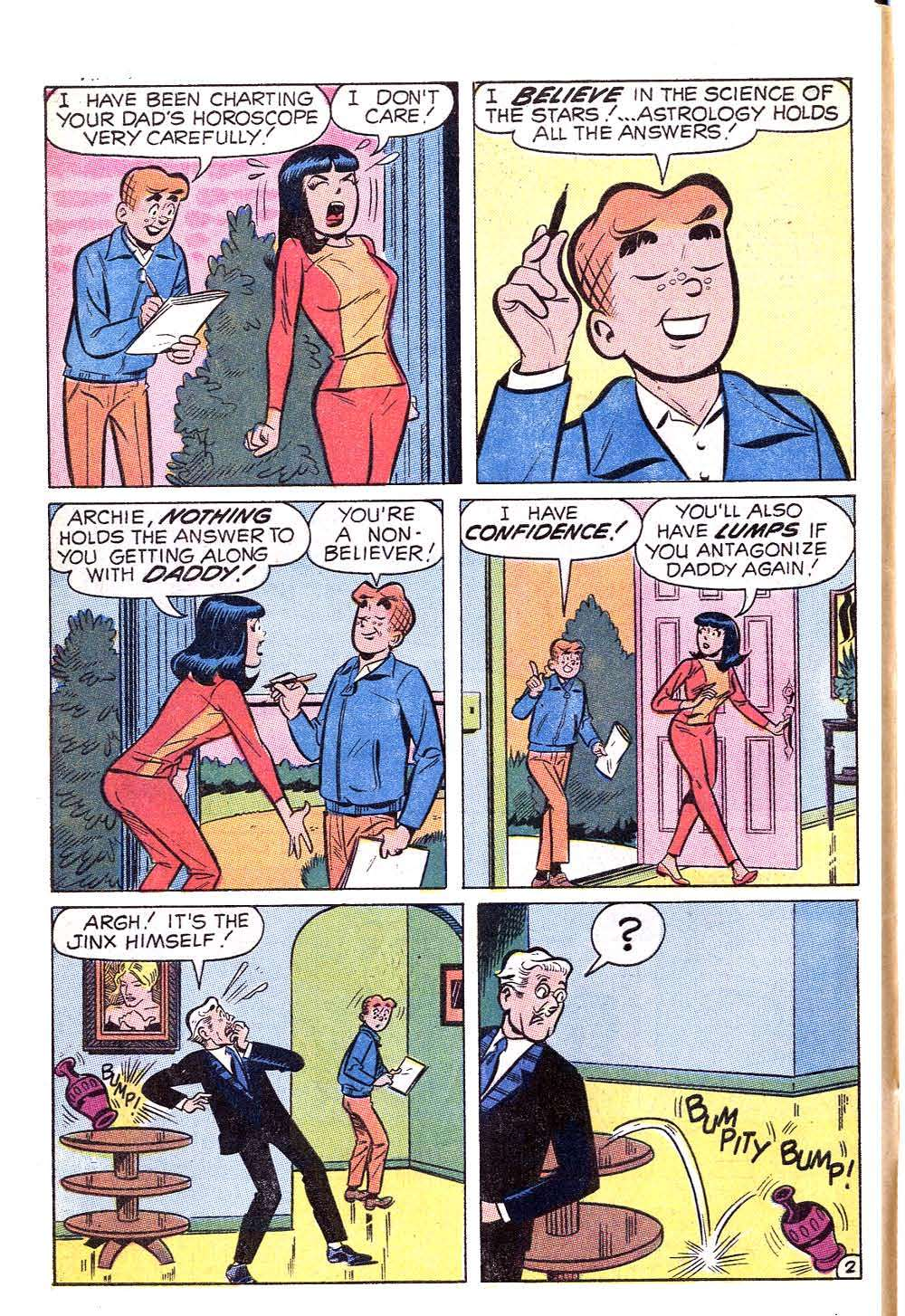 Read online Archie (1960) comic -  Issue #204 - 4