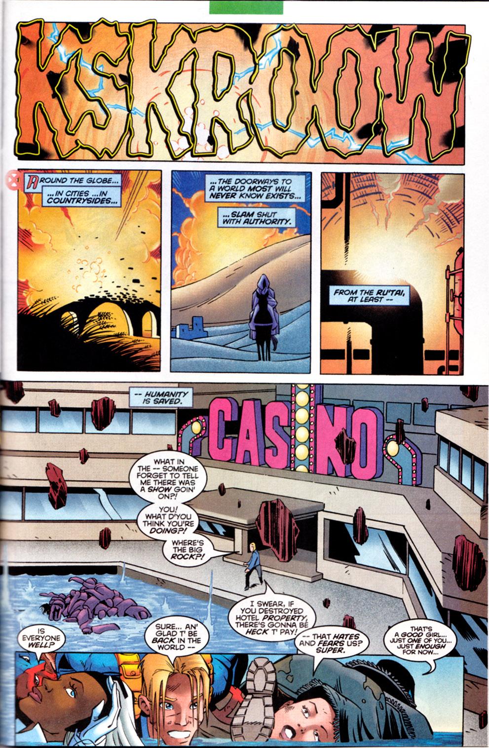 X-Men (1991) 75 Page 37