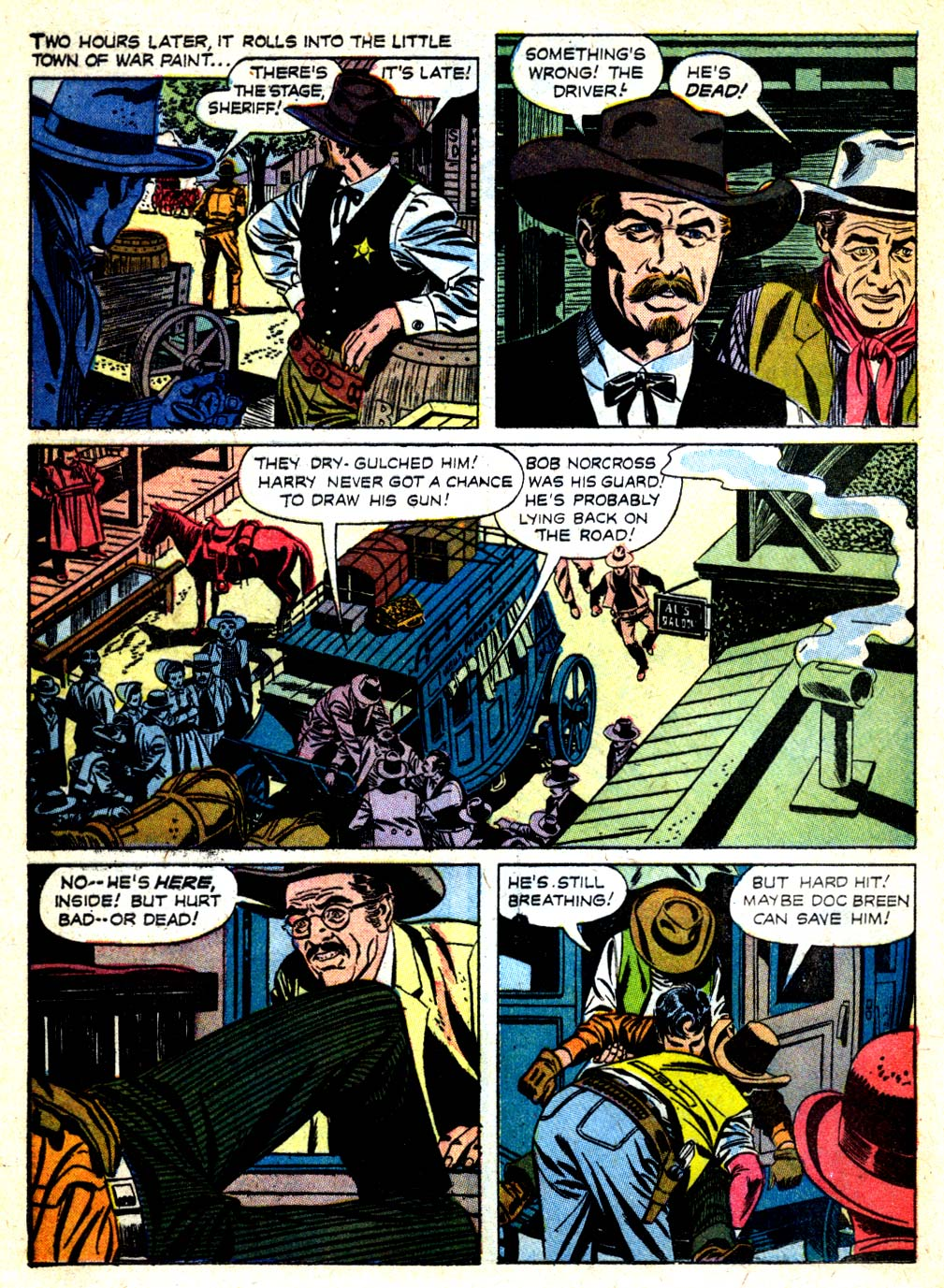 Four Color Comics issue 1075 - Page 20