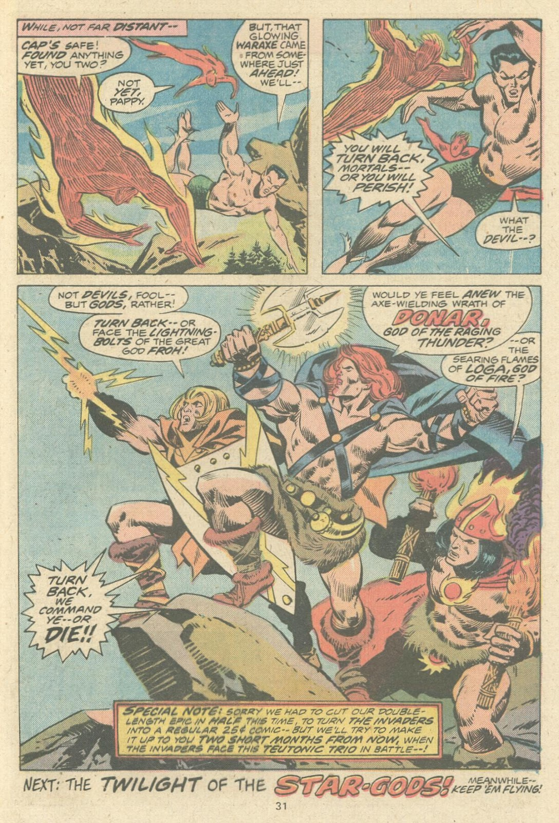The Invaders (1975) issue 1 - Page 22