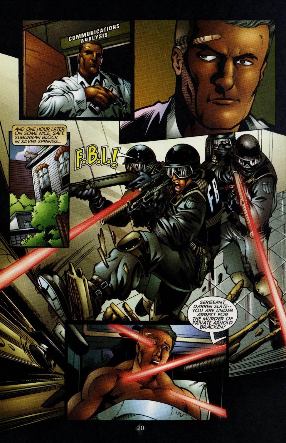 Read online Turok comic -  Issue #2 - 15
