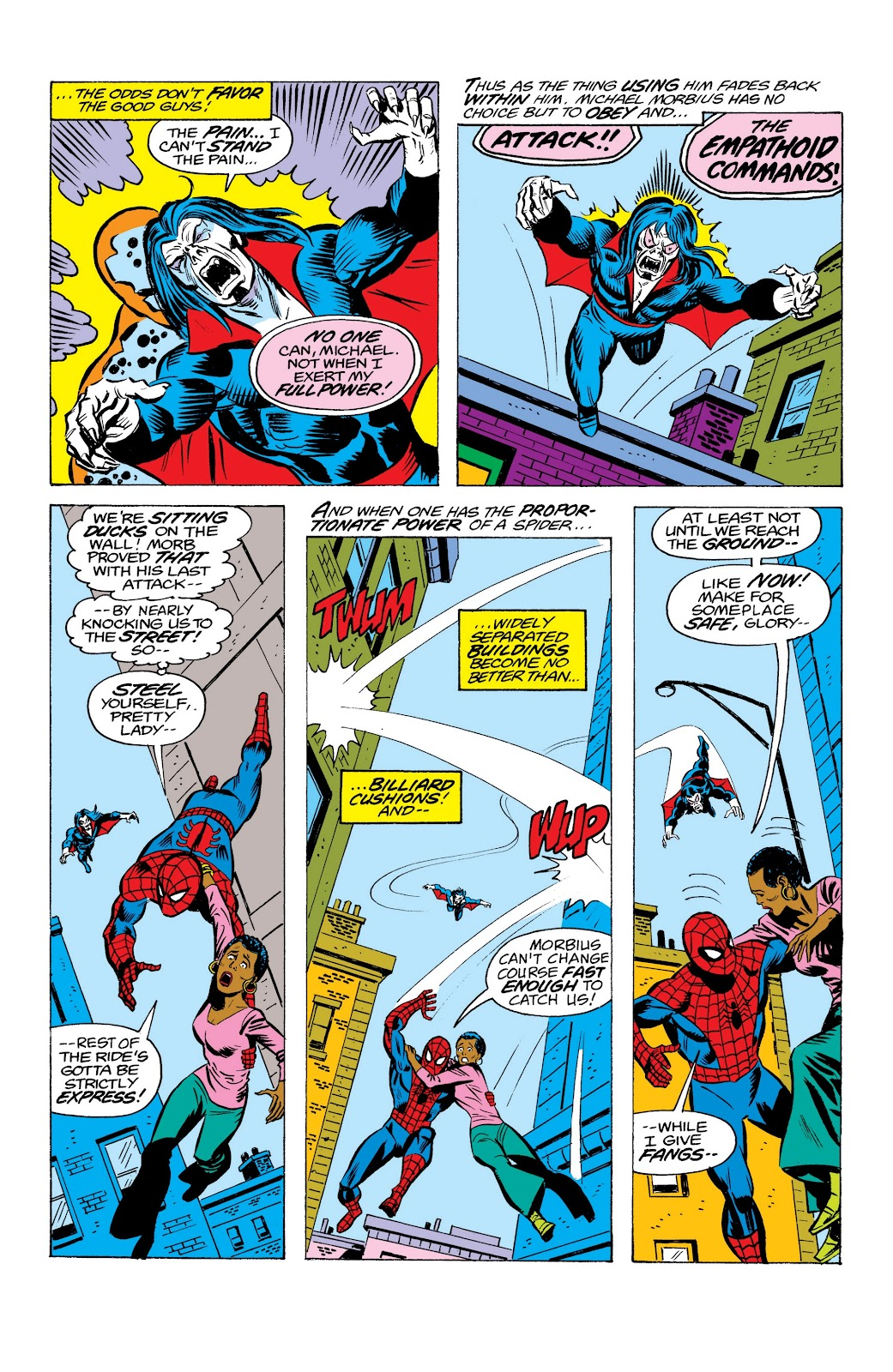 Read online Marvel Masterworks: The Spectacular Spider-Man comic -  Issue # TPB (Part 2) - 22