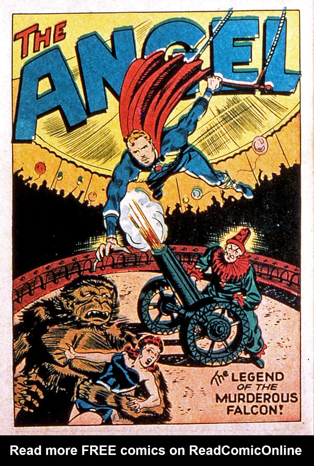 Read online Mystic Comics (1944) comic -  Issue #1 - 3