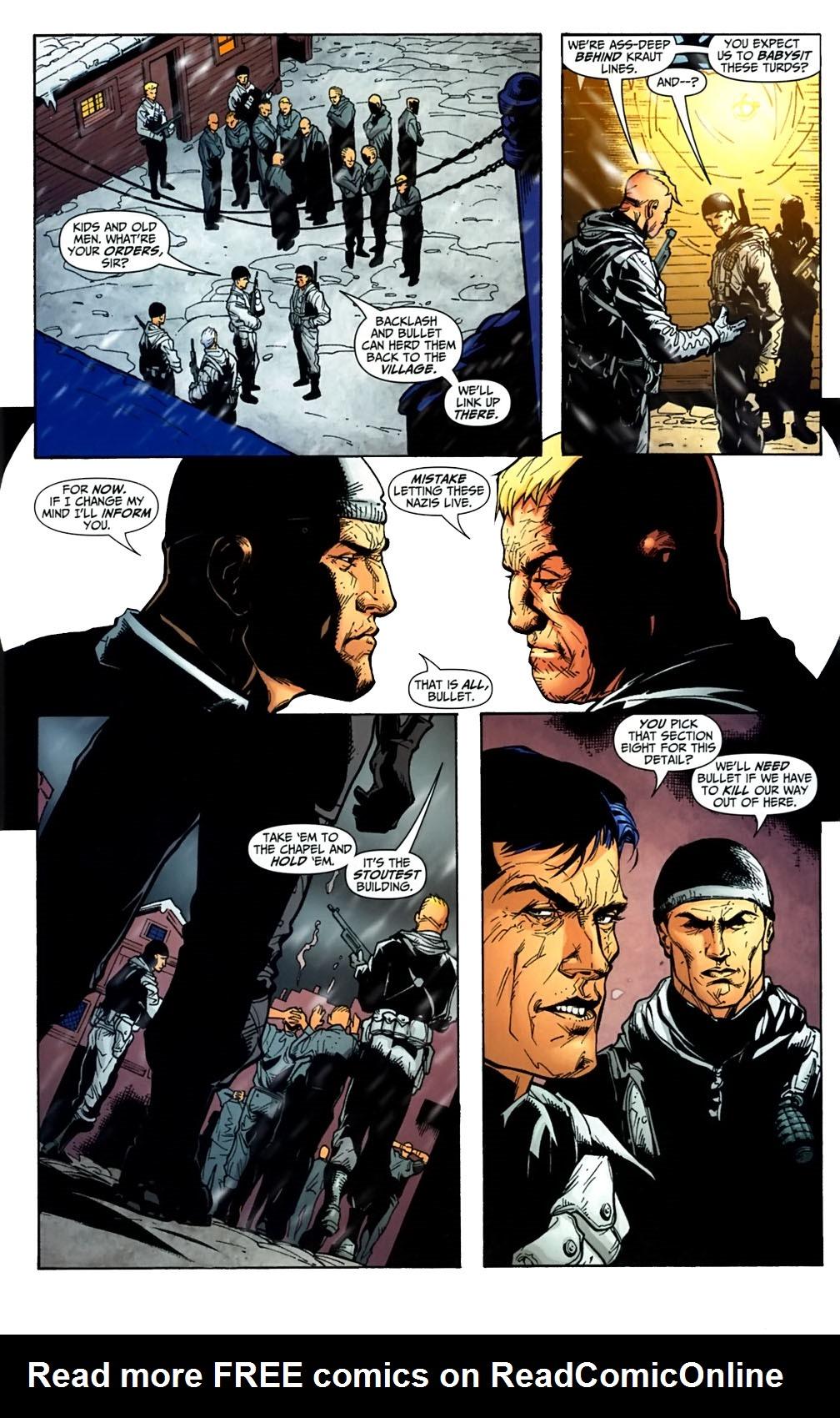 Read online Team Zero comic -  Issue #3 - 12