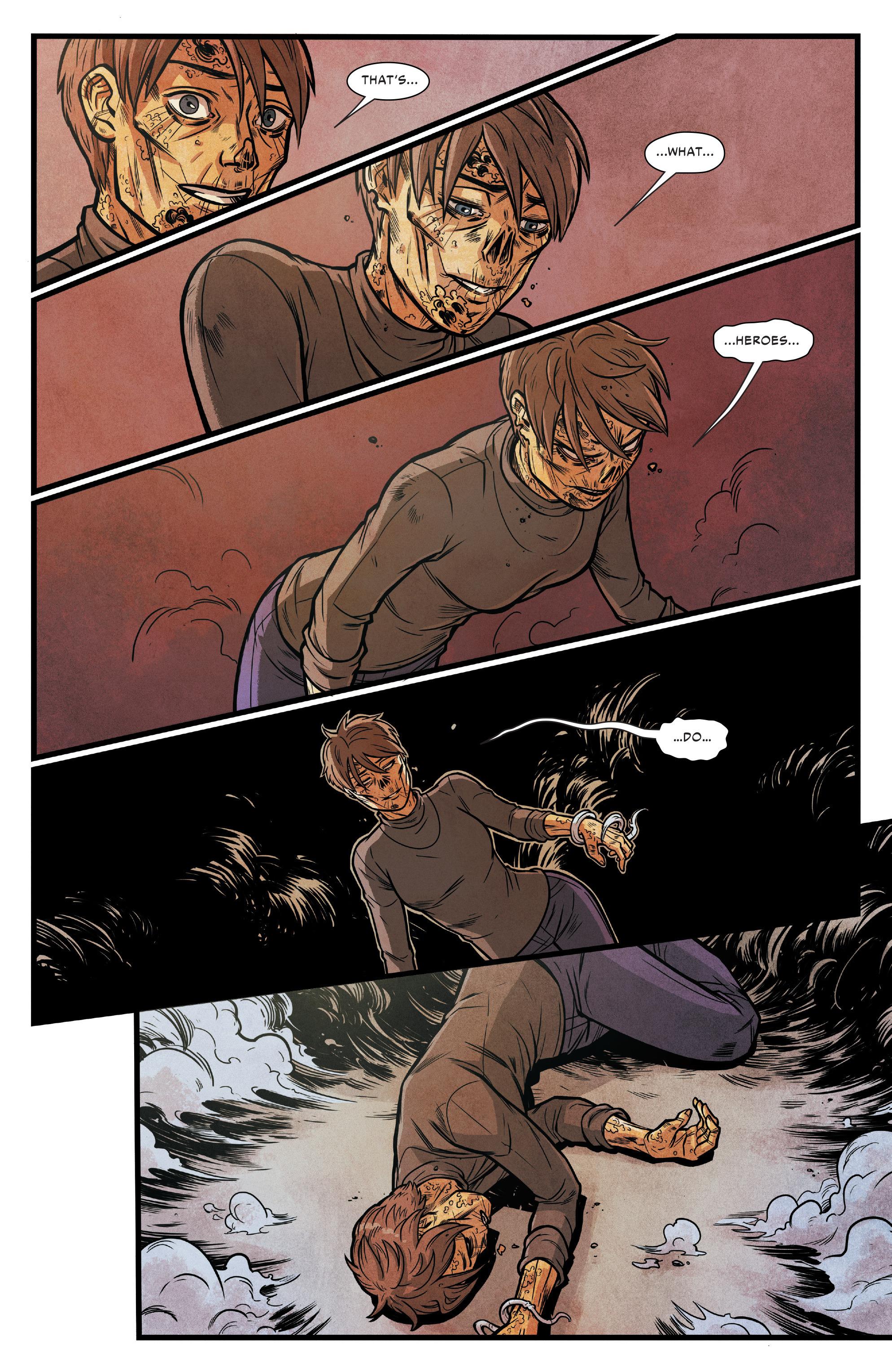 Read online Silk (2016) comic -  Issue #17 - 17