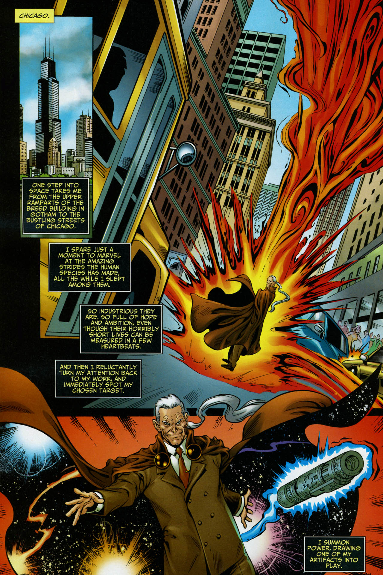 Read online Shadowpact comic -  Issue #14 - 17