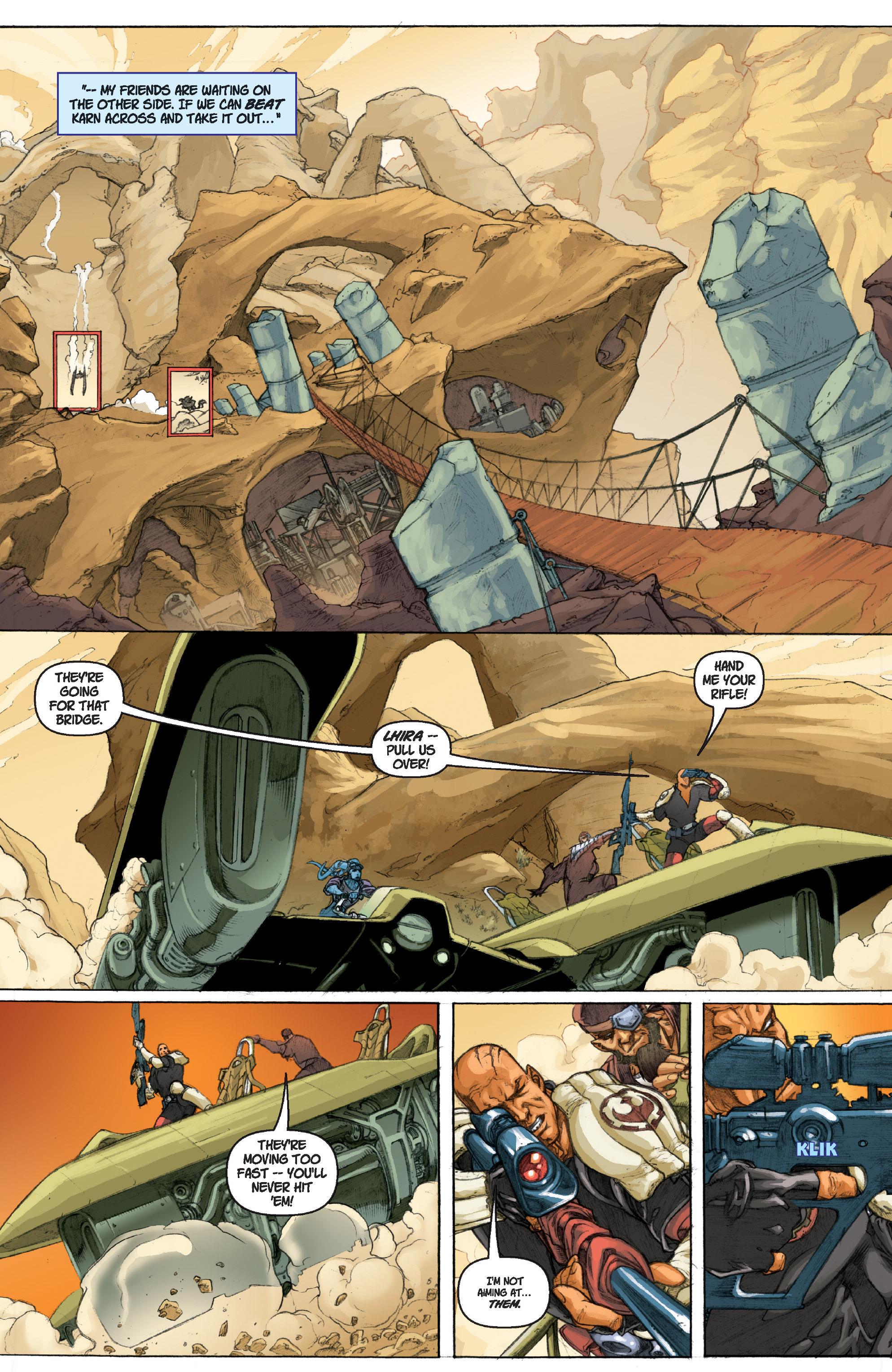 Read online Star Wars Omnibus comic -  Issue # Vol. 22 - 123