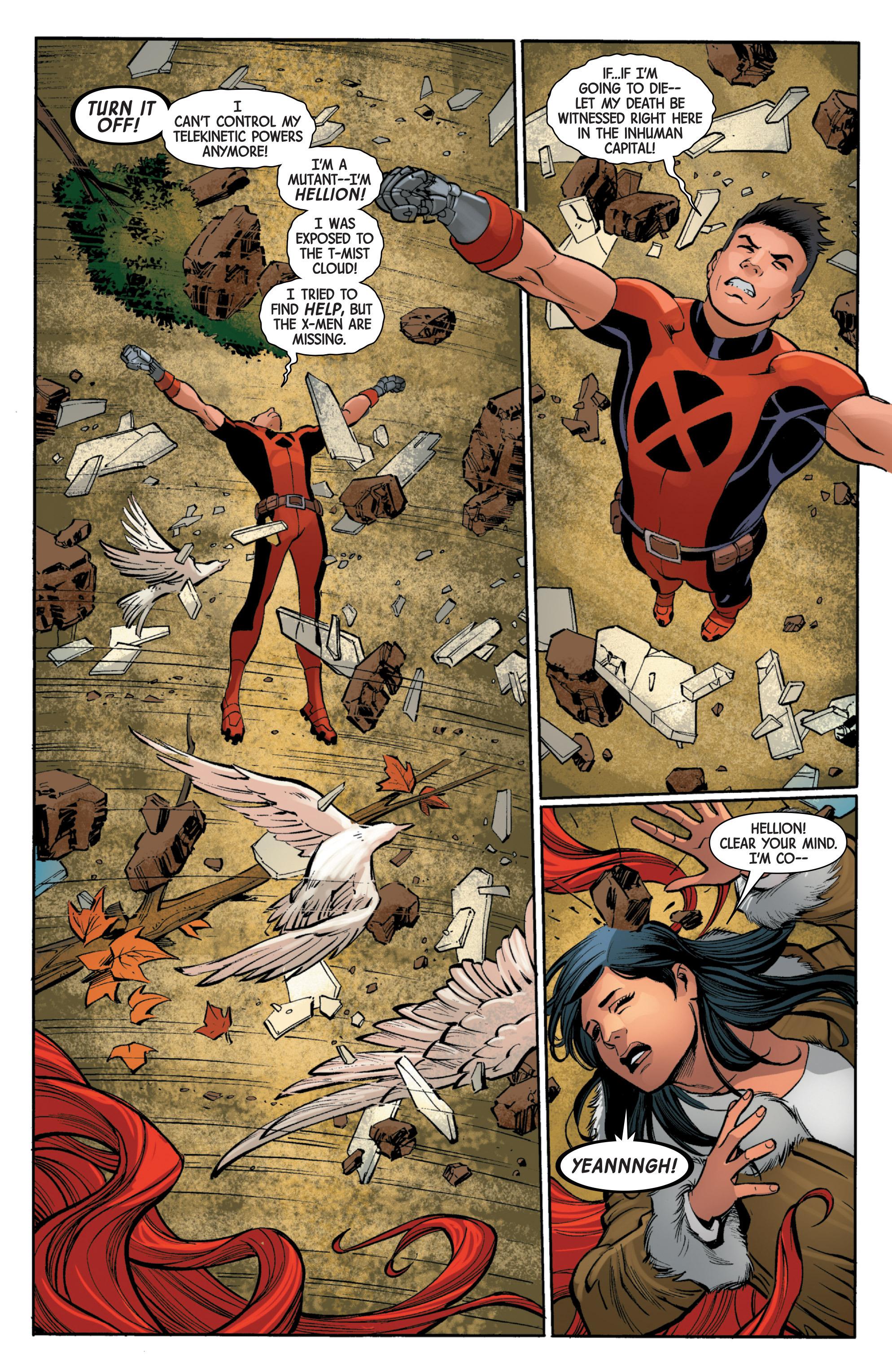 Read online Uncanny Avengers [II] comic -  Issue #6 - 11