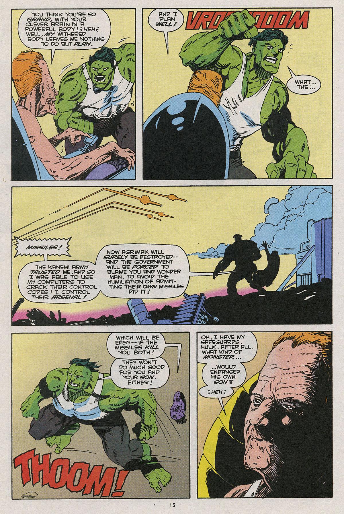 Read online Wonder Man (1991) comic -  Issue #27 - 12