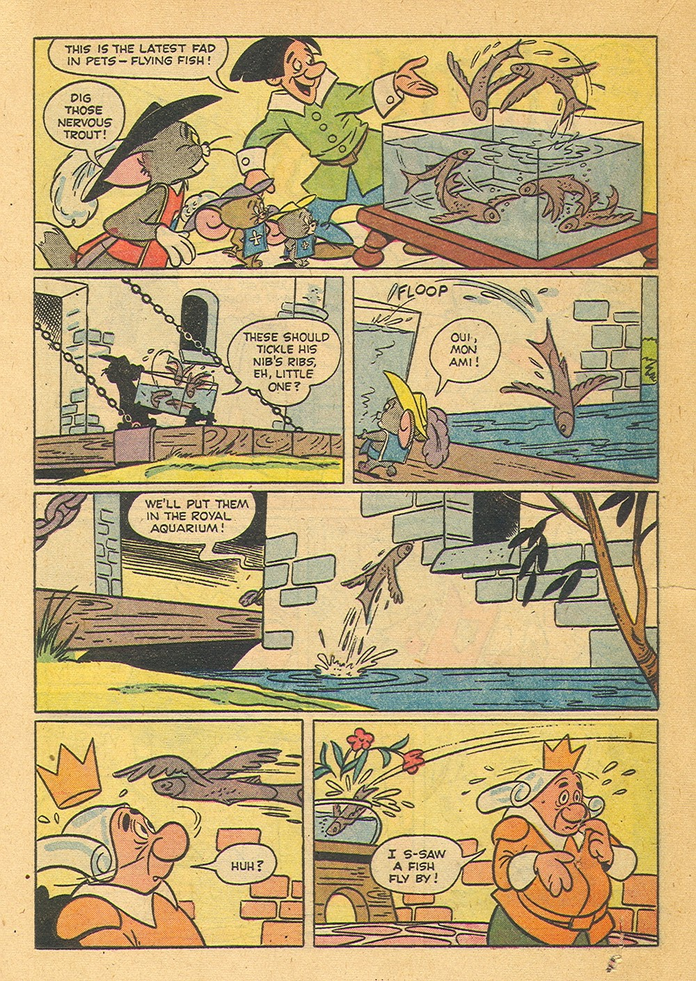 Four Color Comics issue 764 - Page 20