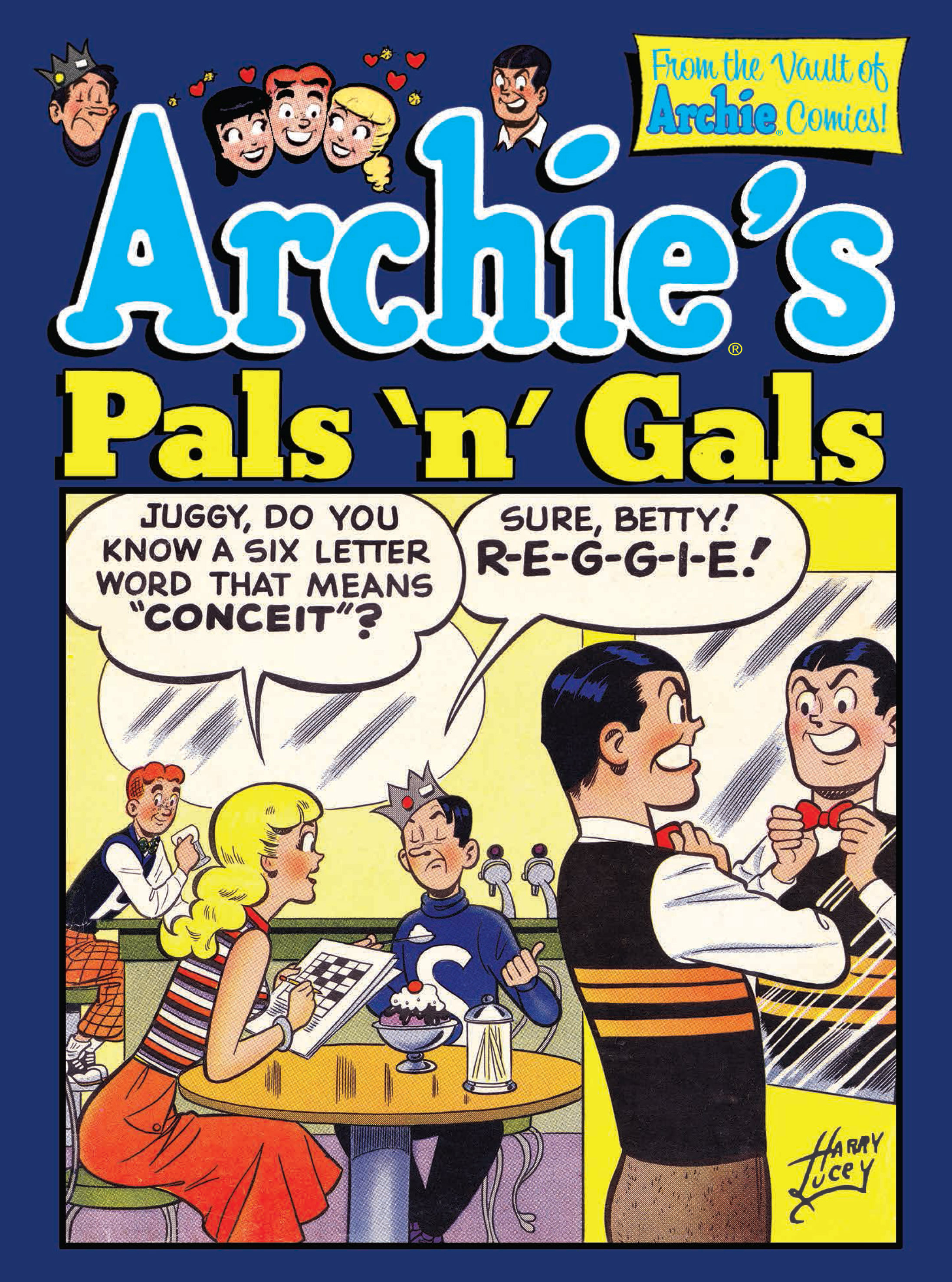 Read online Archie's Funhouse Double Digest comic -  Issue #15 - 122