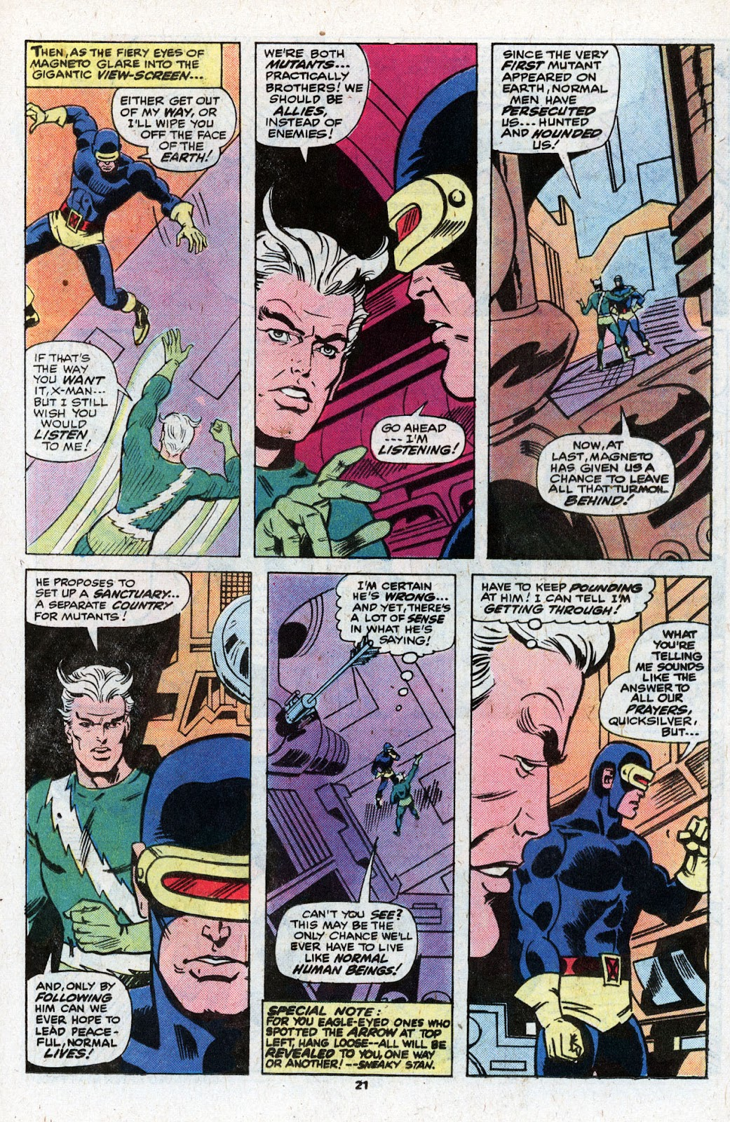 Marvel Triple Action (1972) issue 45 - Page 22