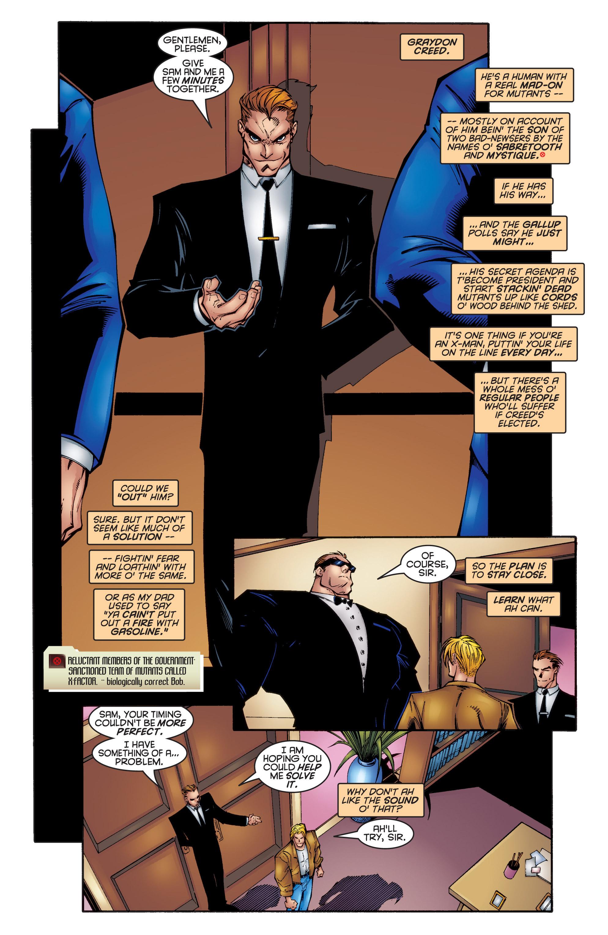 Read online Uncanny X-Men (1963) comic -  Issue #340 - 7