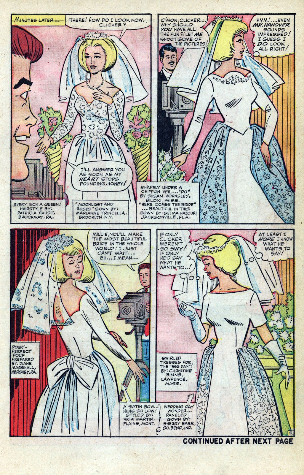 Read online Millie the Model comic -  Issue # Annual 3 - 41