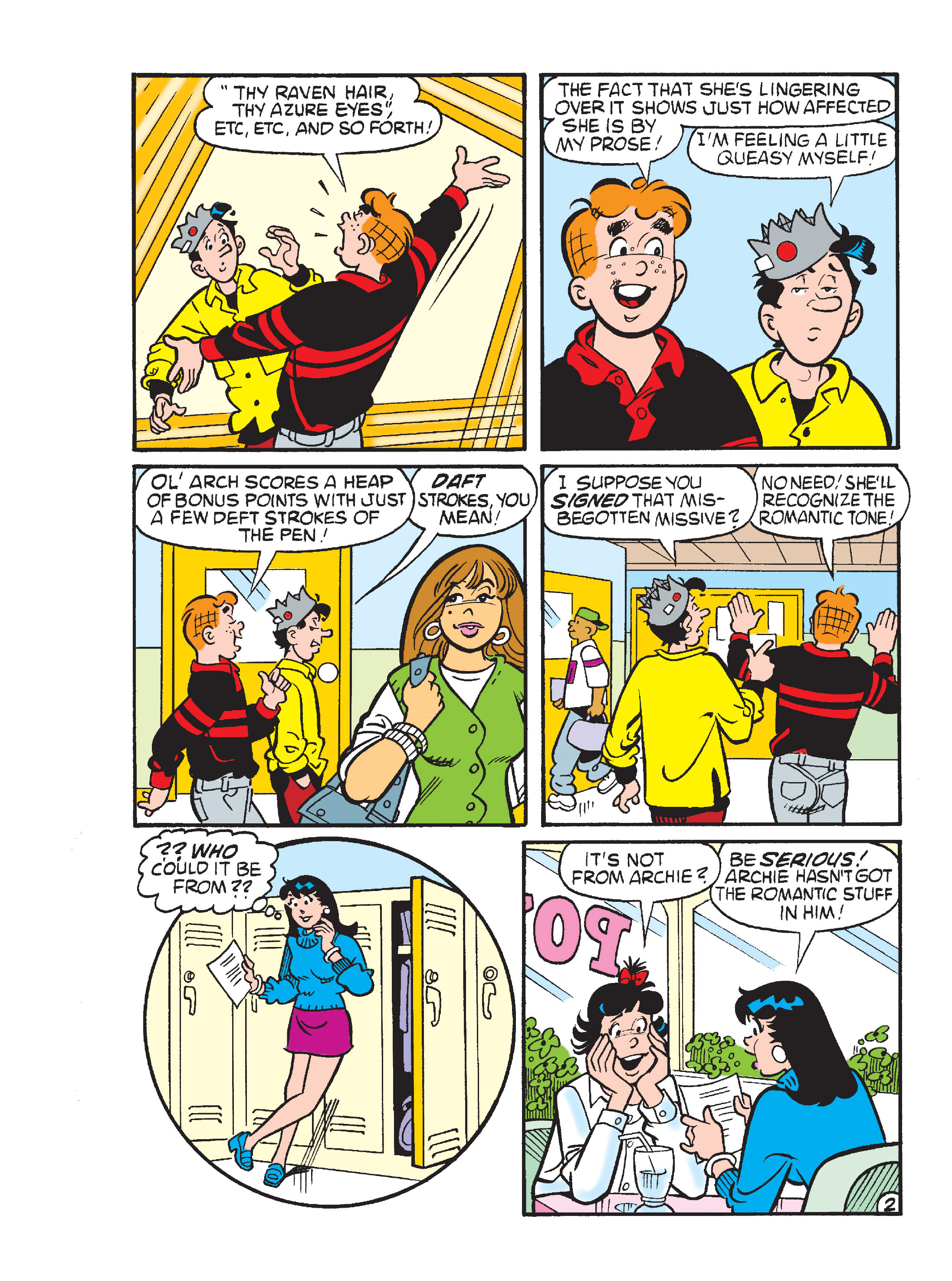 Read online Archie 1000 Page Comics Blowout! comic -  Issue # TPB (Part 4) - 4