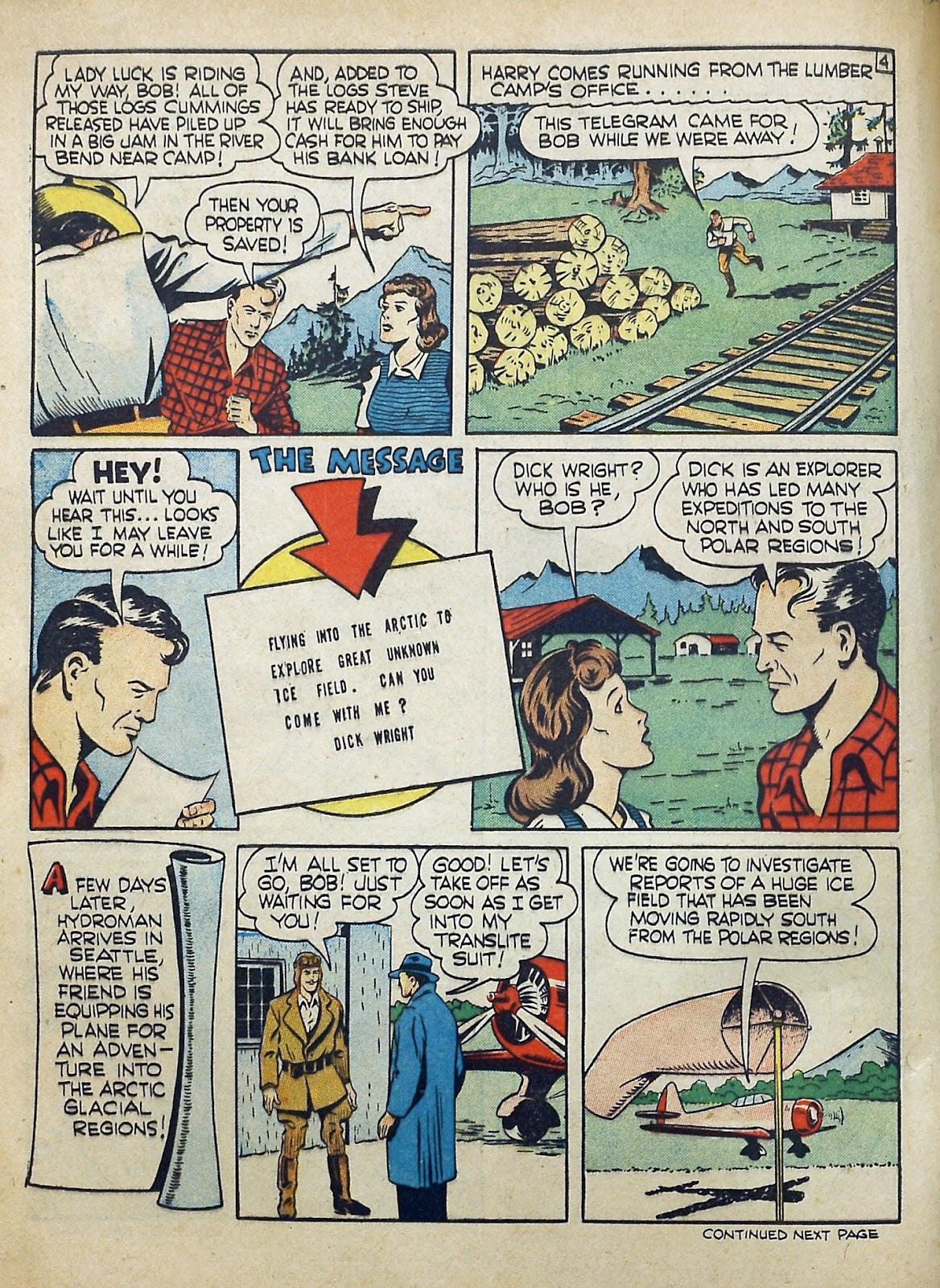 Reglar Fellers Heroic Comics issue 13 - Page 6