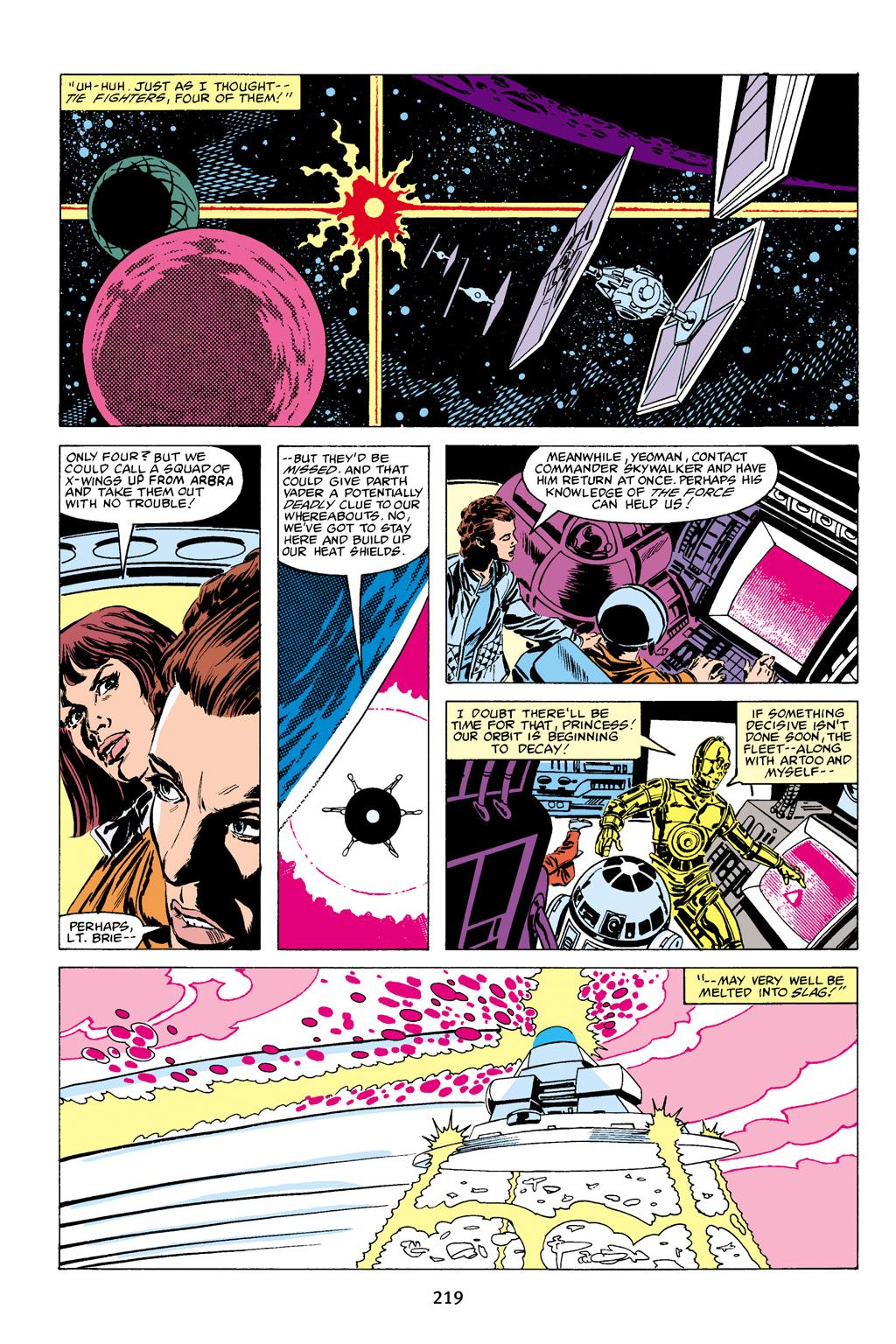 Read online Star Wars Omnibus comic -  Issue # Vol. 16 - 216