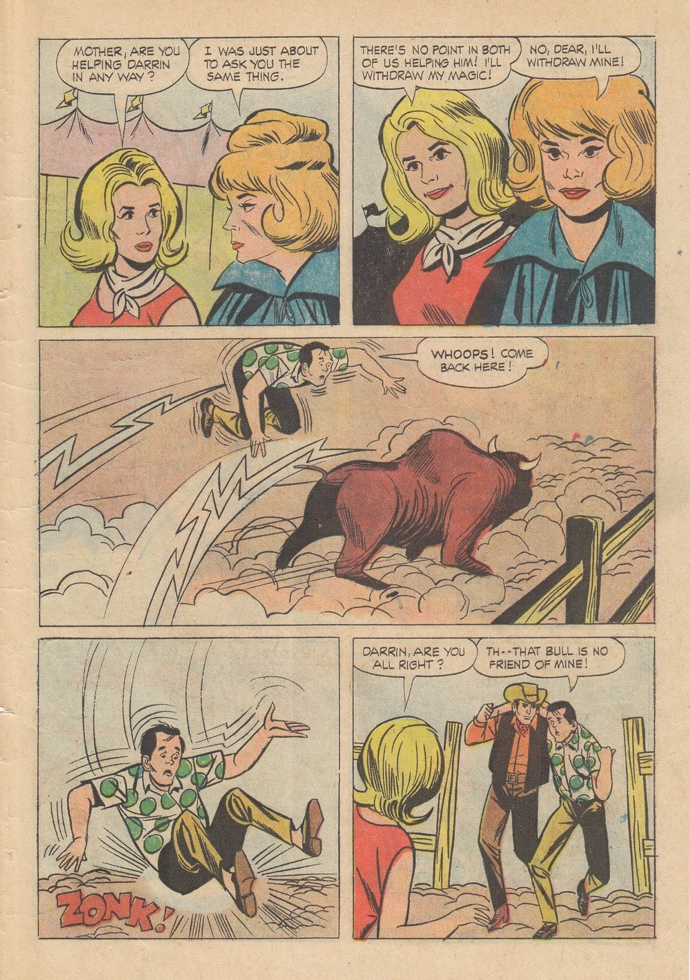 Bewitched issue 7 - Page 31