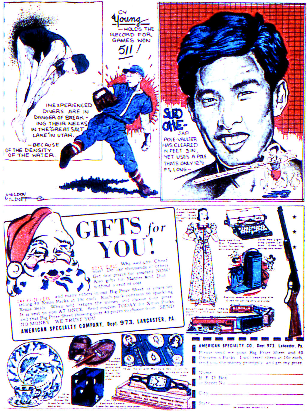 Read online Adventure Comics (1938) comic -  Issue #44 - 43