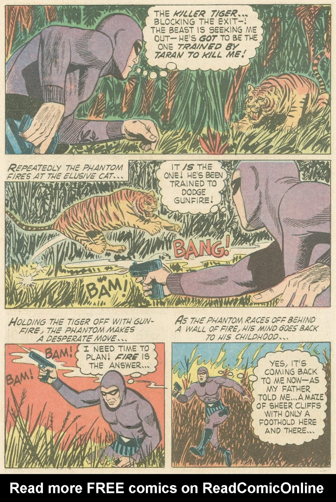 The Phantom (1966) issue 21 - Page 23