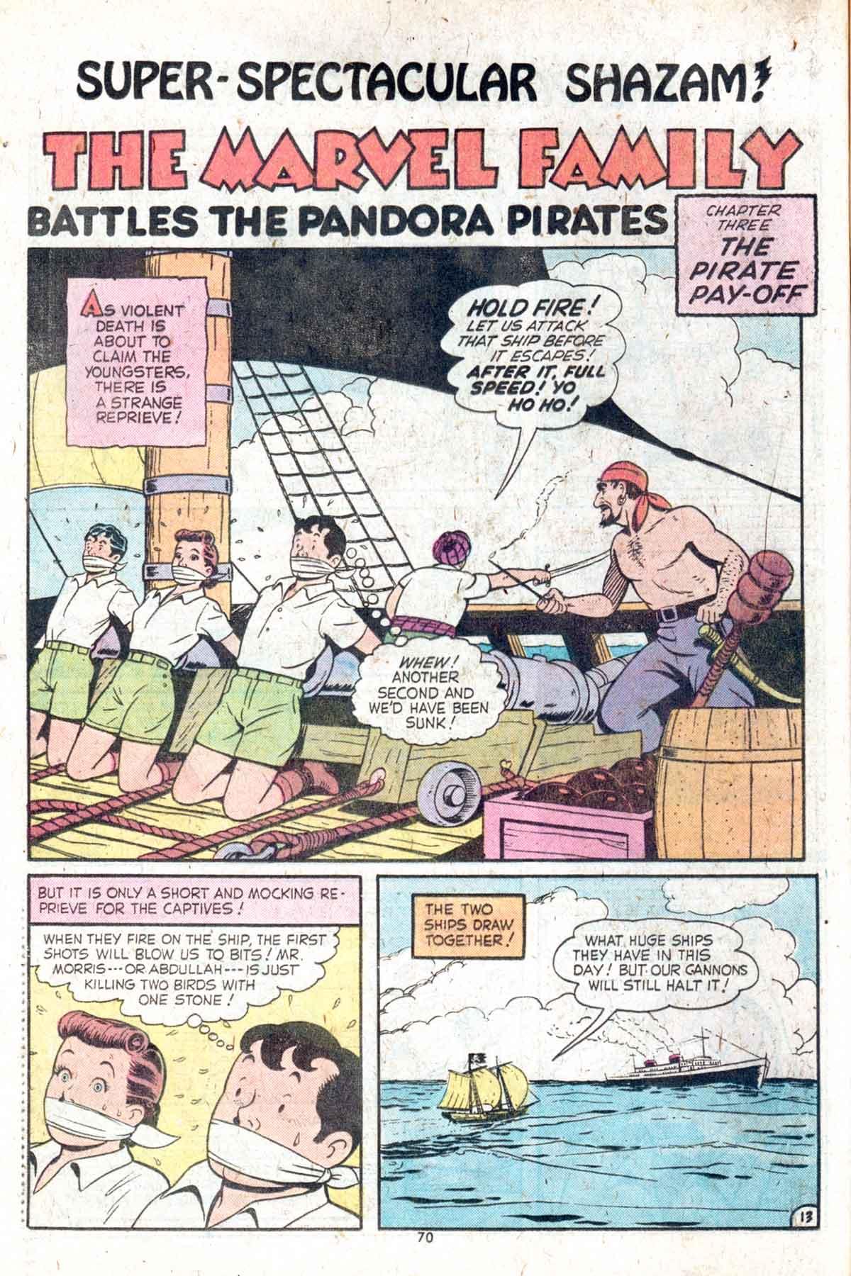 Read online Shazam! (1973) comic -  Issue #13 - 71