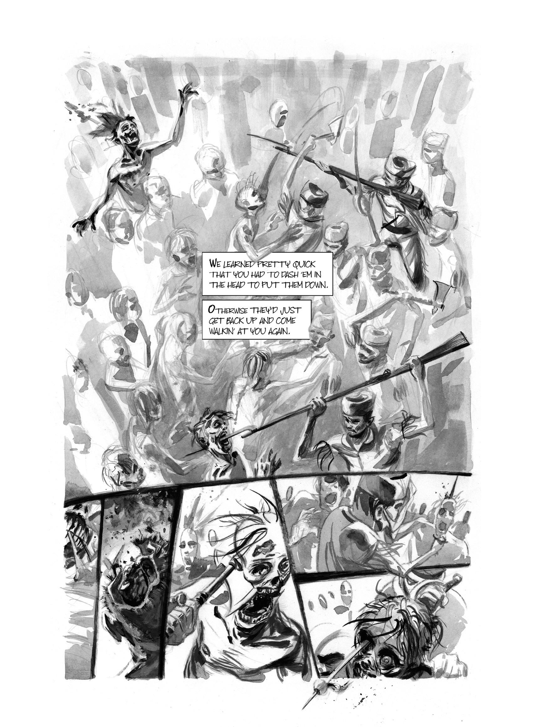 Read online FUBAR comic -  Issue #3 - 45