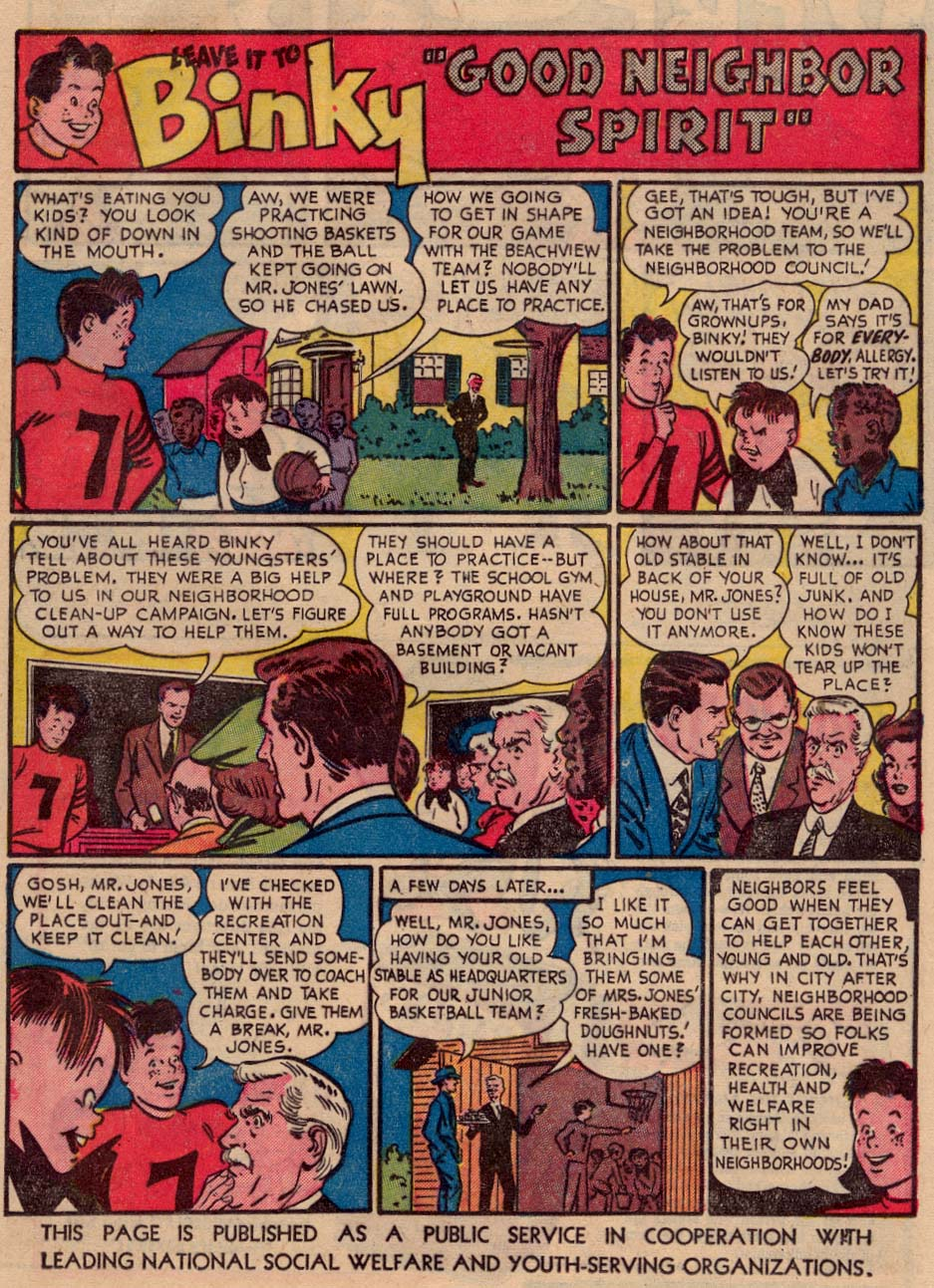 Read online Adventure Comics (1938) comic -  Issue #186 - 24