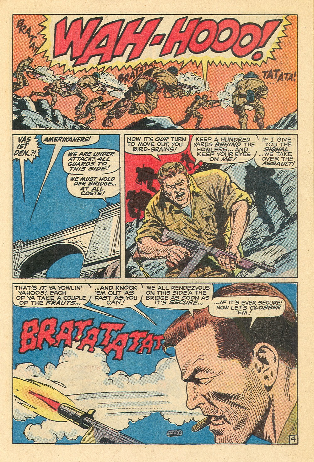 Read online Sgt. Fury comic -  Issue #71 - 7