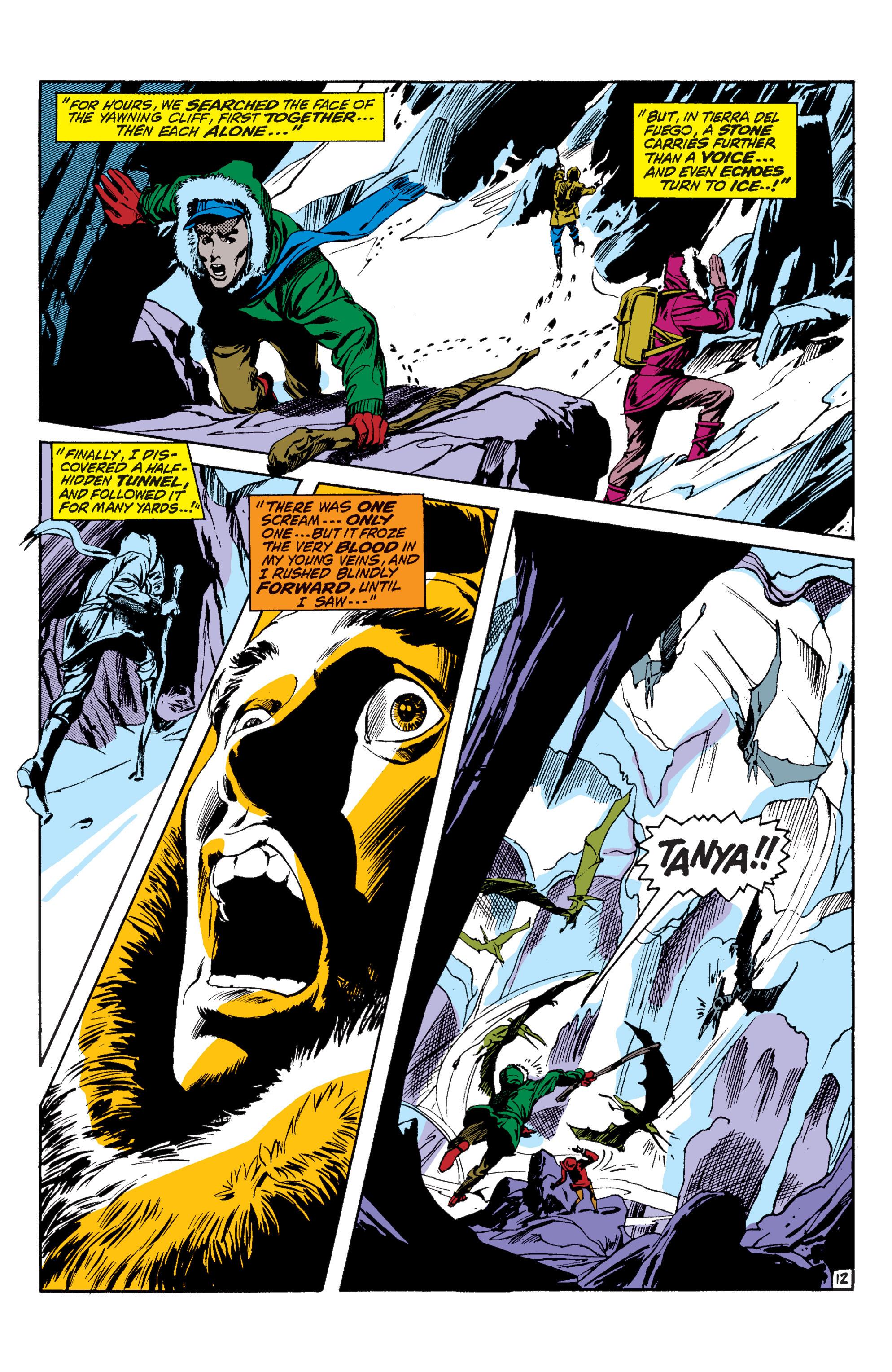 Read online Uncanny X-Men (1963) comic -  Issue #60 - 11