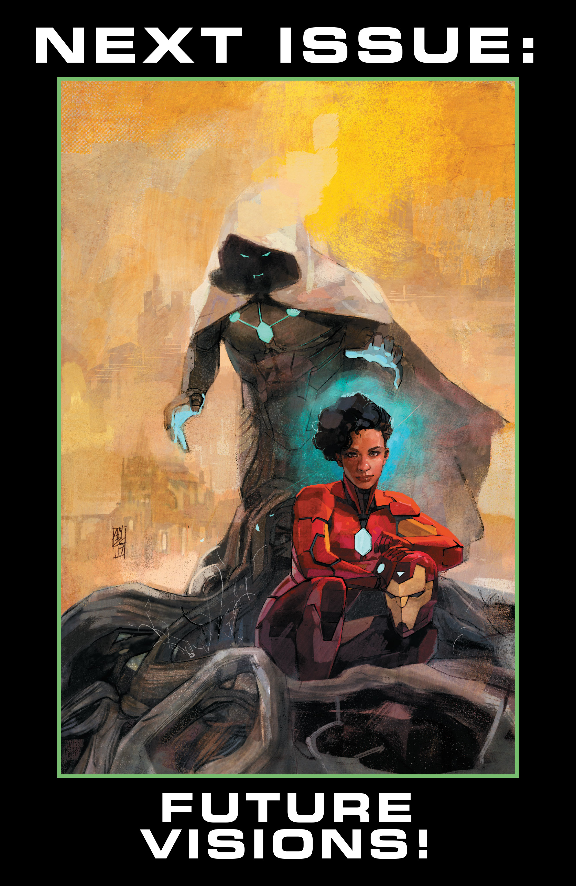 Read online Infamous Iron Man comic -  Issue #8 - 22