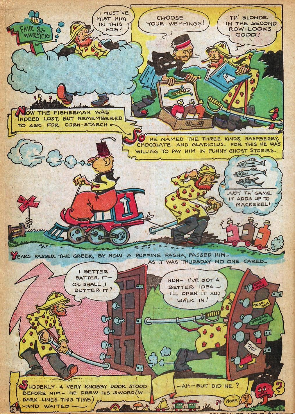 Jingle Jangle Comics issue 1 - Page 9