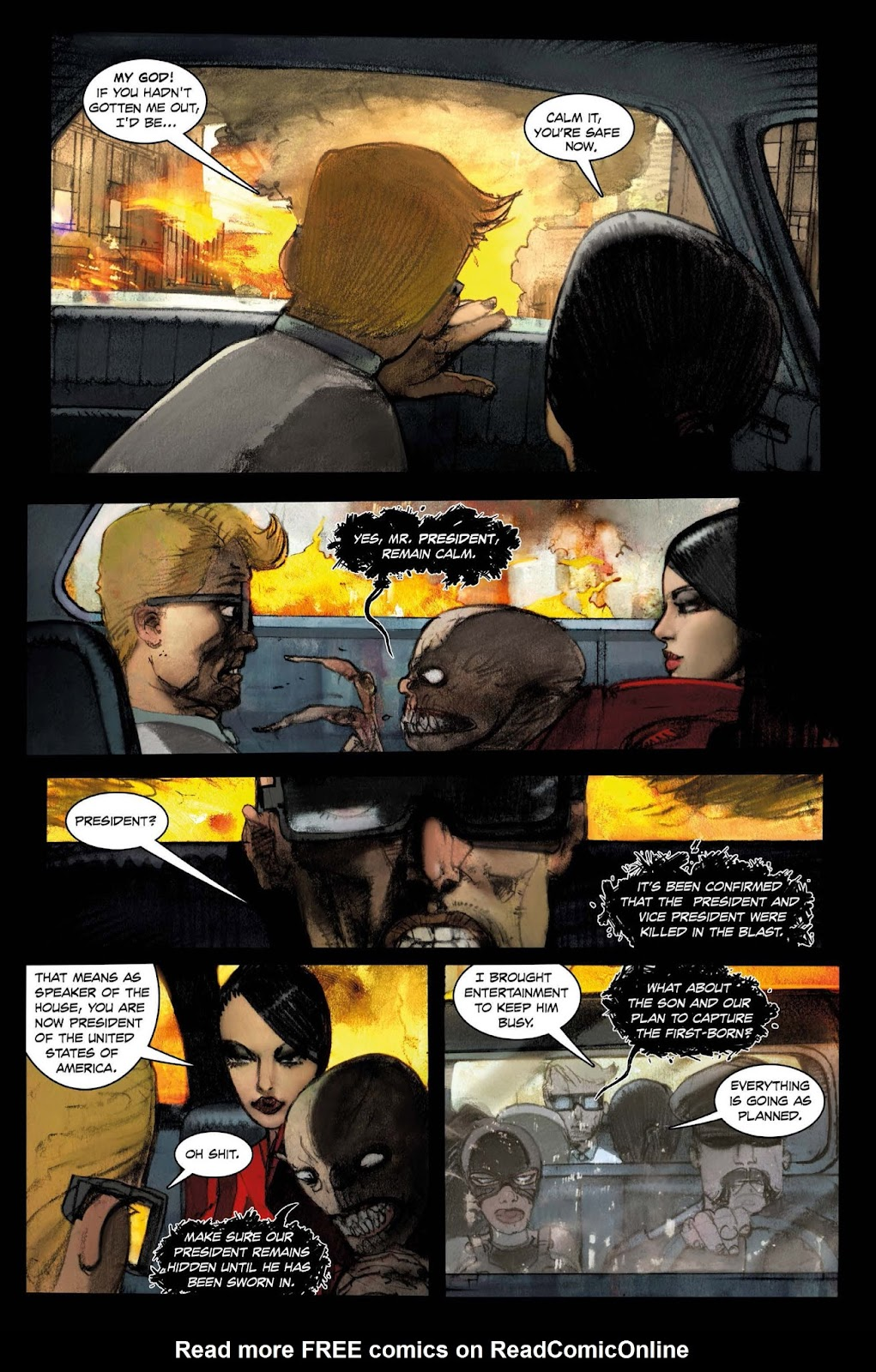 13 Coins issue TPB - Page 124