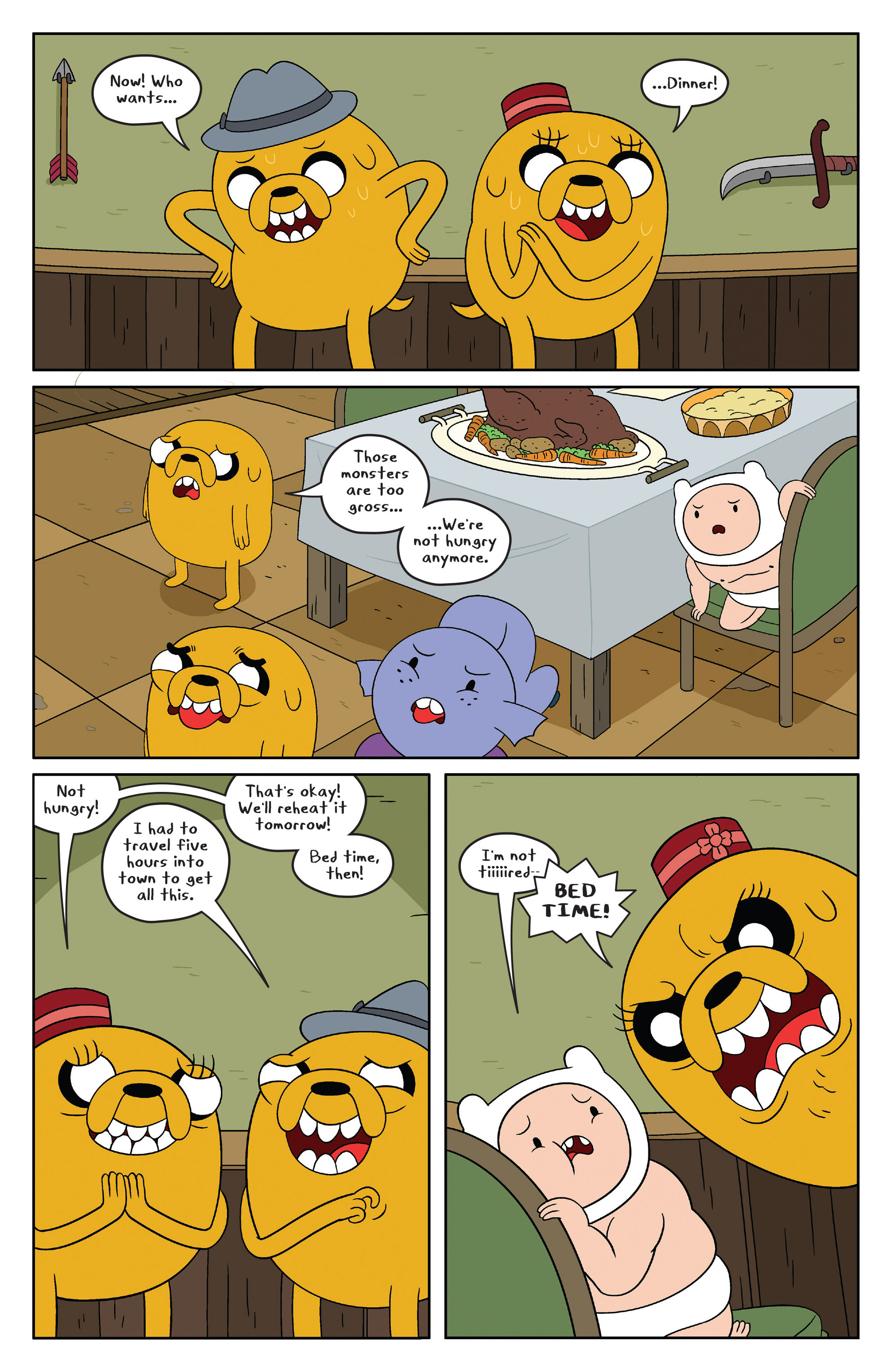Read online Adventure Time comic -  Issue #48 - 10