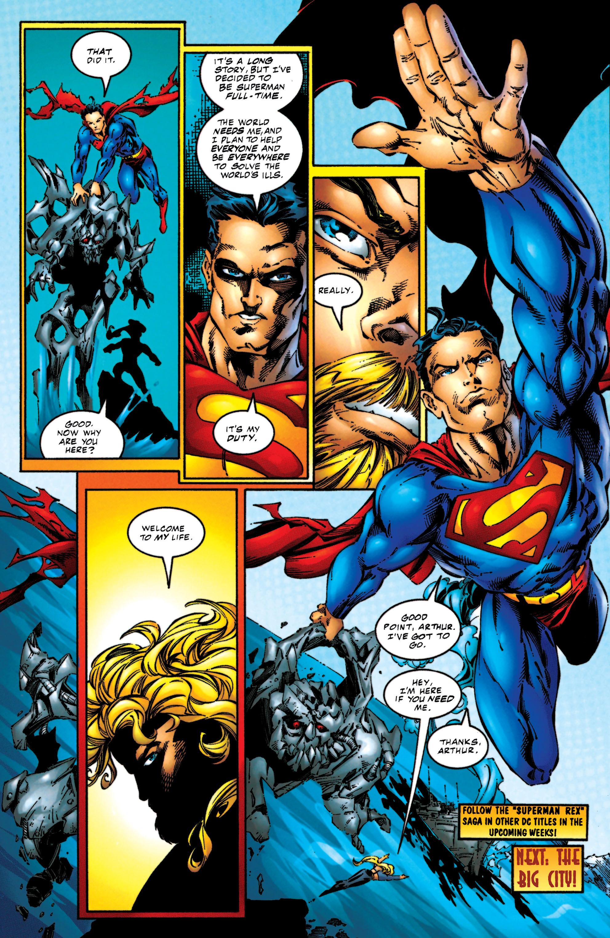 Read online Aquaman (1994) comic -  Issue #53 - 23