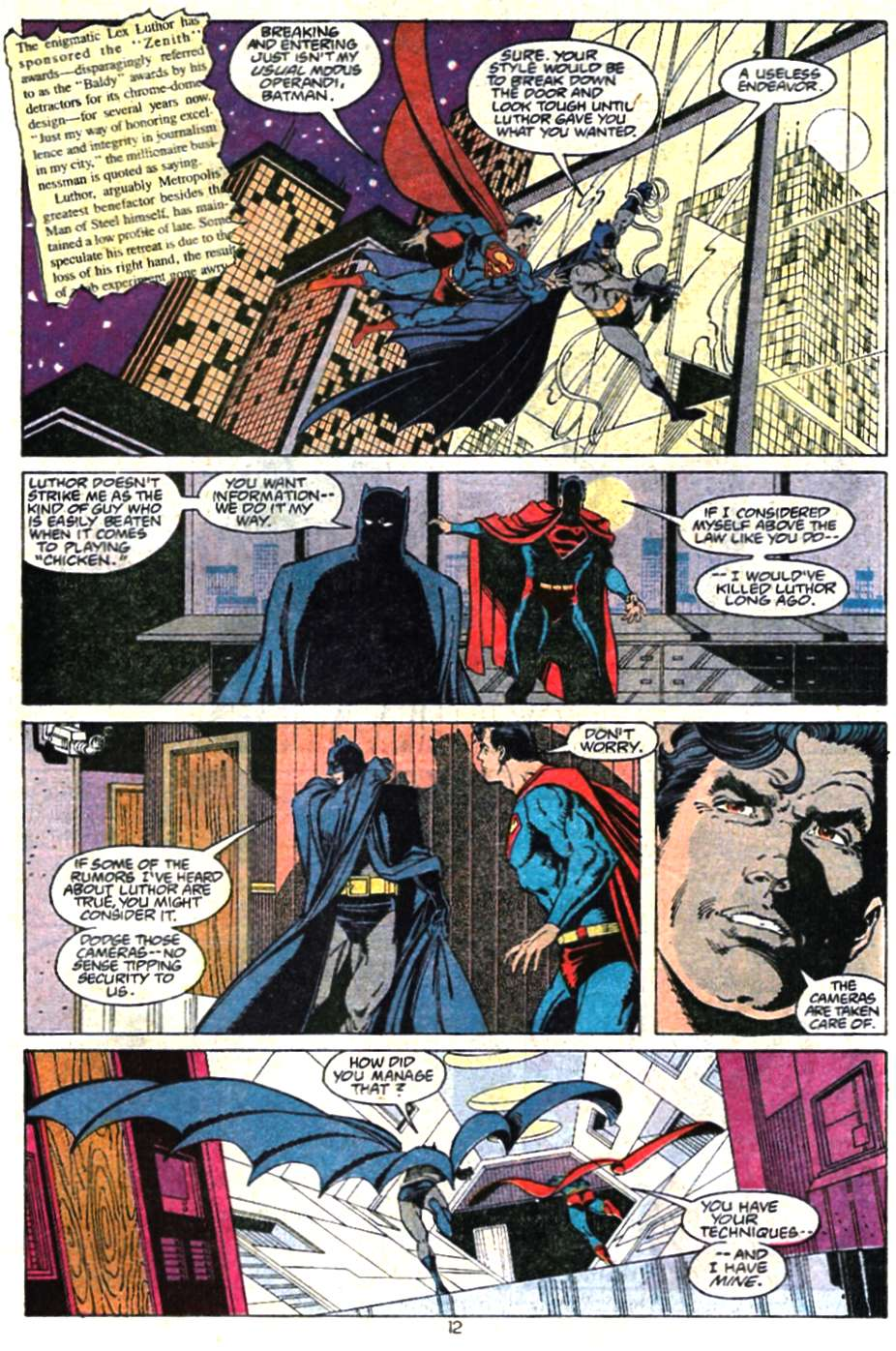 Adventures of Superman (1987) 467 Page 13