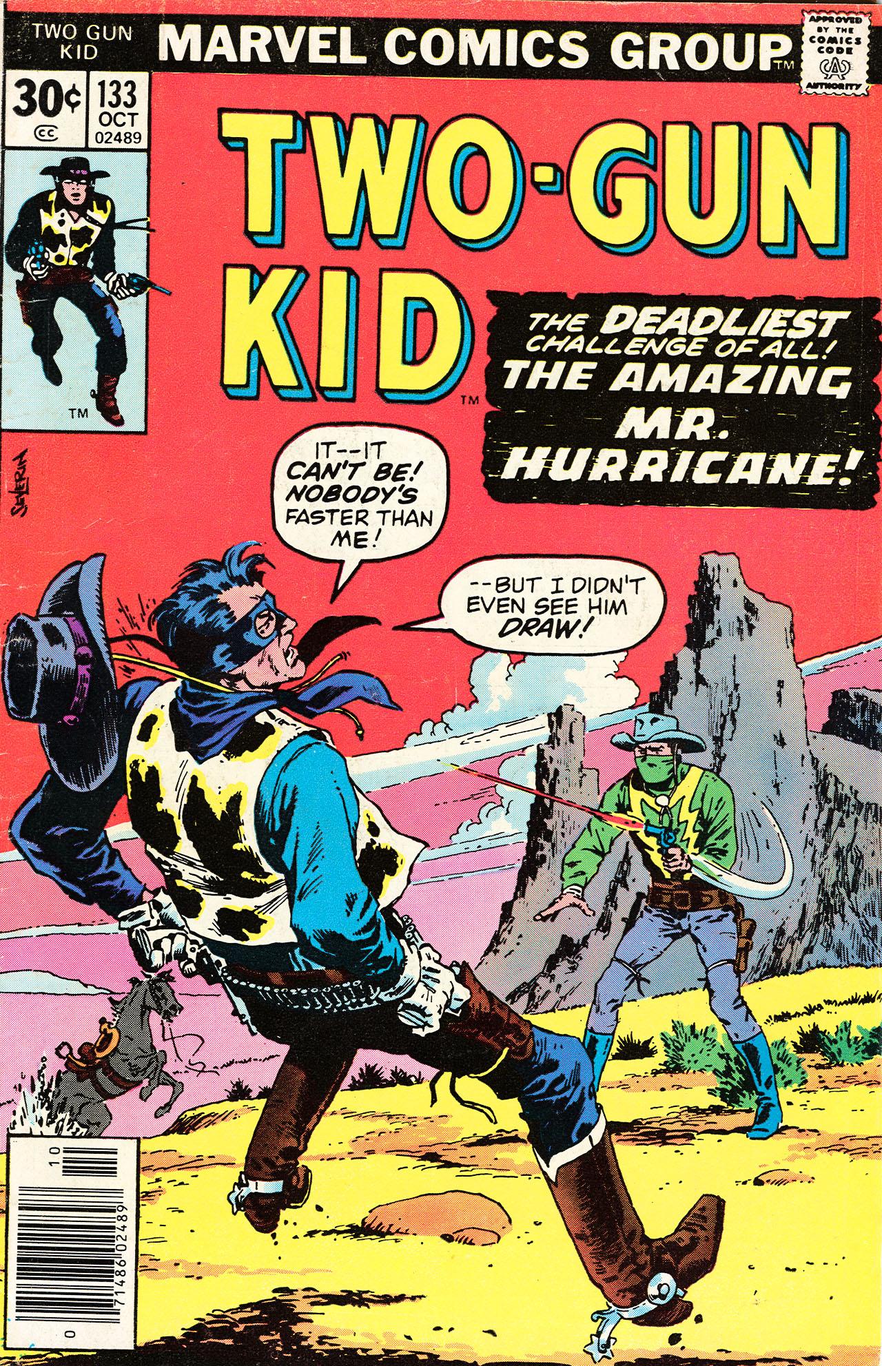 Read online Two-Gun Kid comic -  Issue #133 - 1