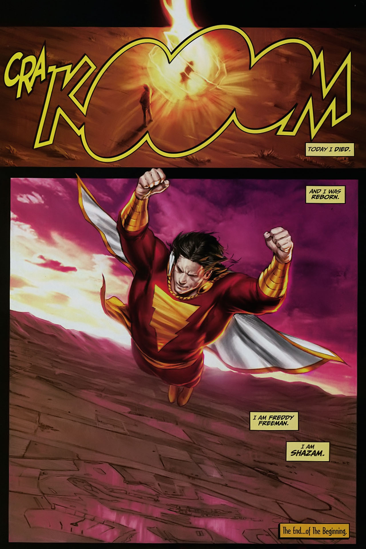 Read online Trials of Shazam comic -  Issue #12 - 29
