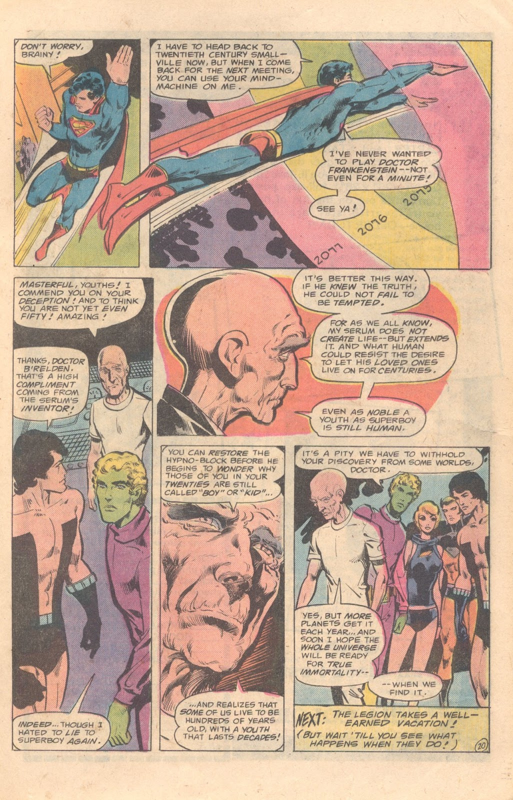 Superboy (1949) issue 235 - Page 21