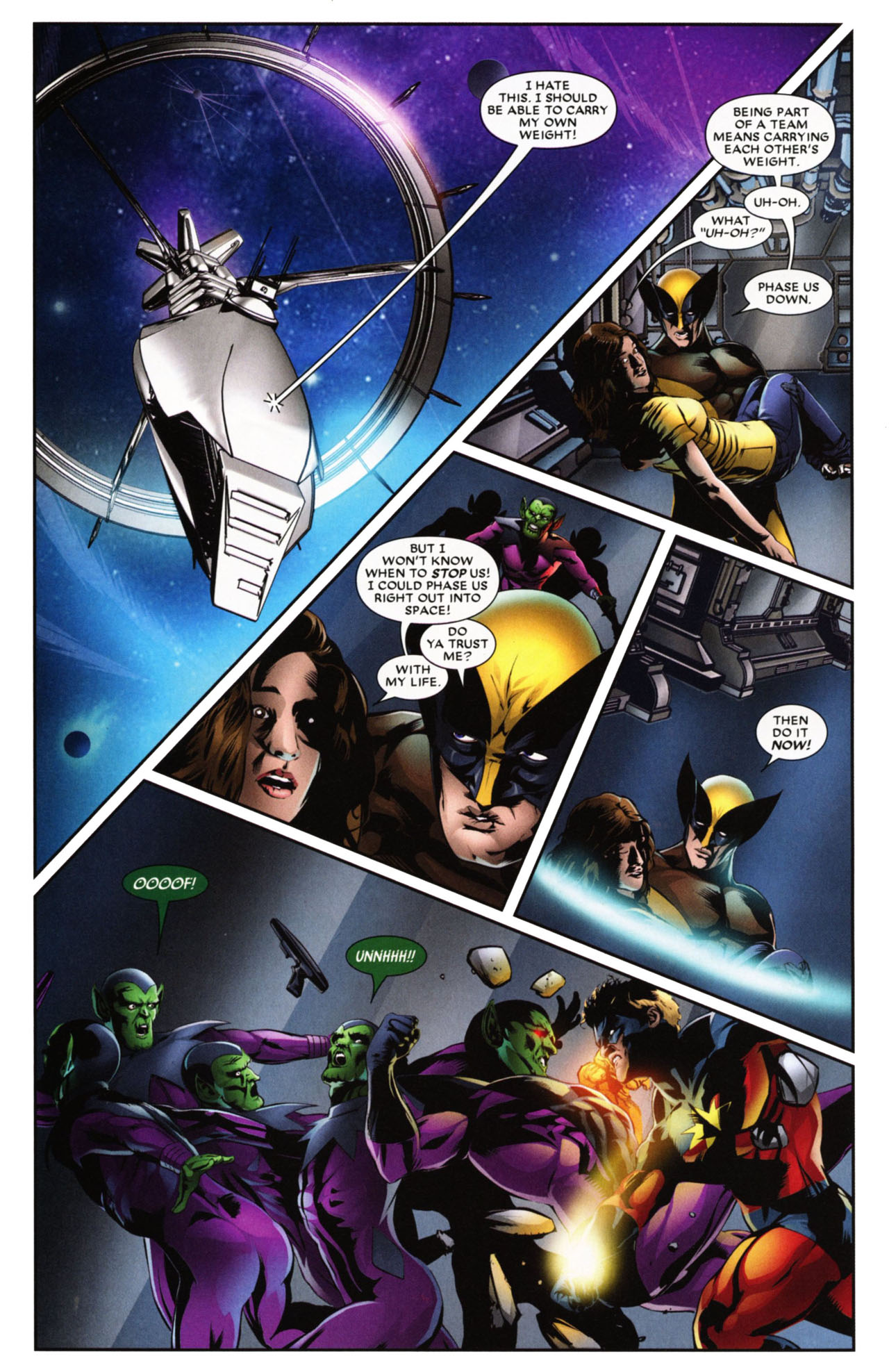 Read online Wolverine: First Class comic -  Issue #20 - 15