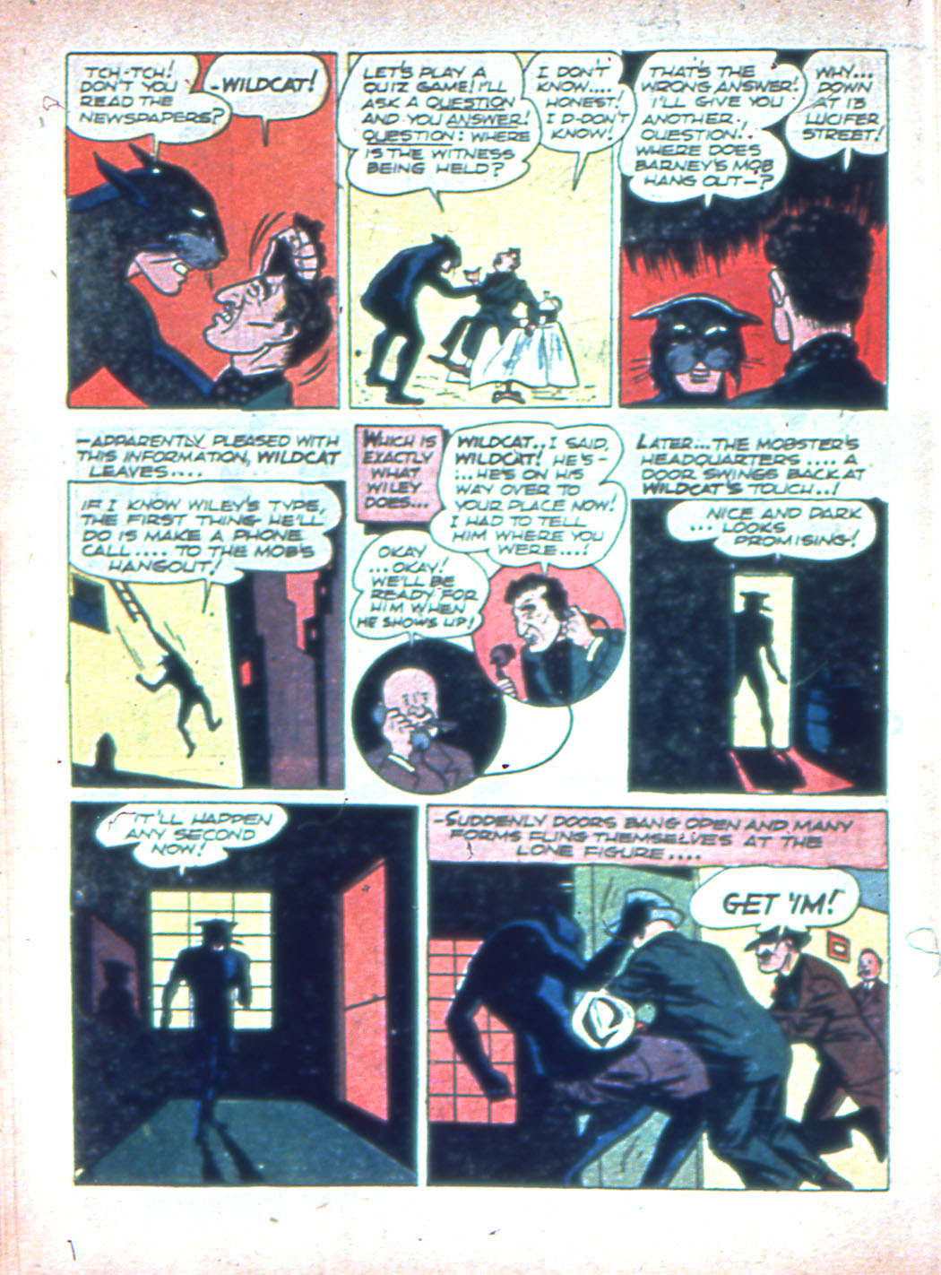 Read online Sensation (Mystery) Comics comic -  Issue #2 - 60