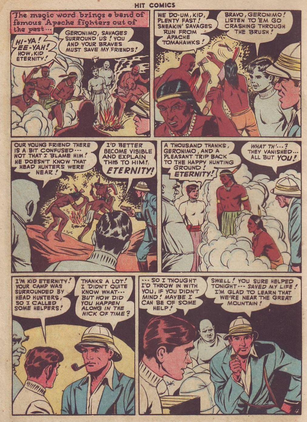 Read online Hit Comics comic -  Issue #51 - 6