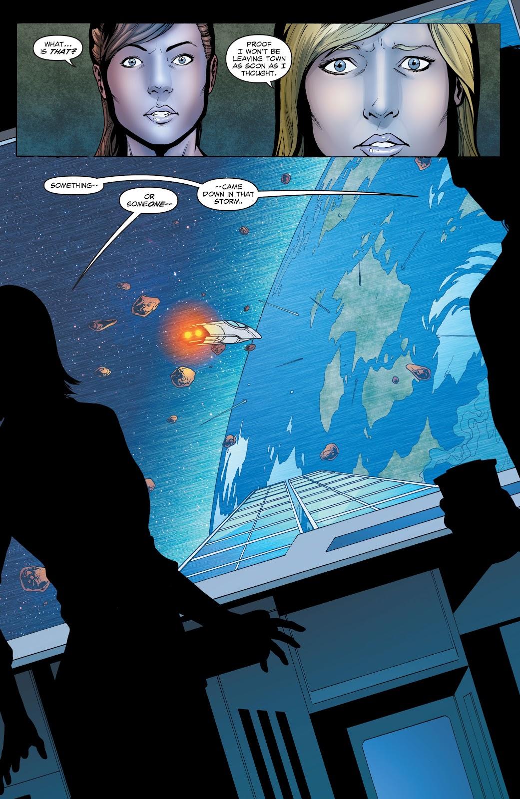 Read online Smallville Season 11 [II] comic -  Issue # TPB 1 - 36